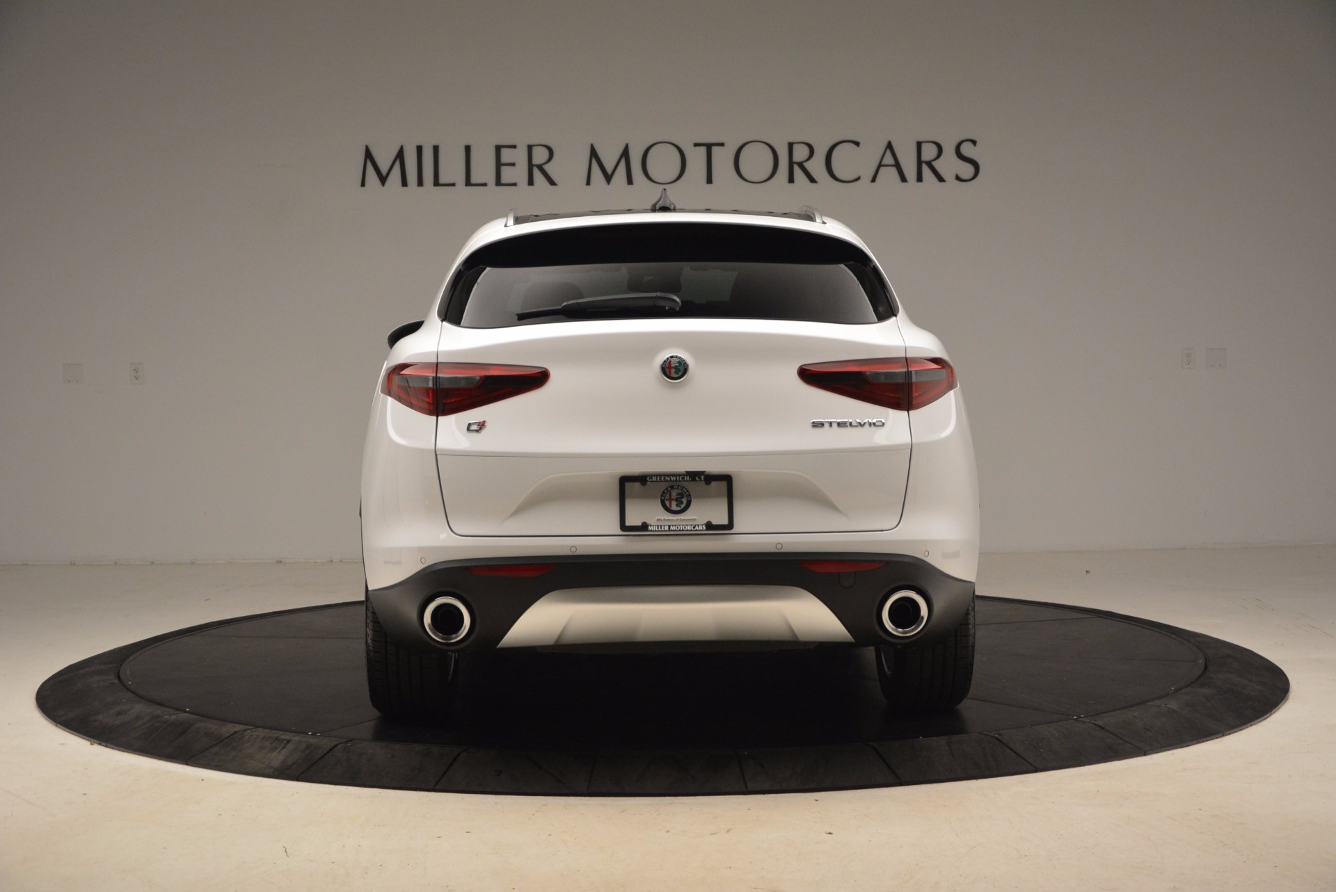 New 2018 Alfa Romeo Stelvio Ti Q4 For Sale In Greenwich, CT 1607_p6
