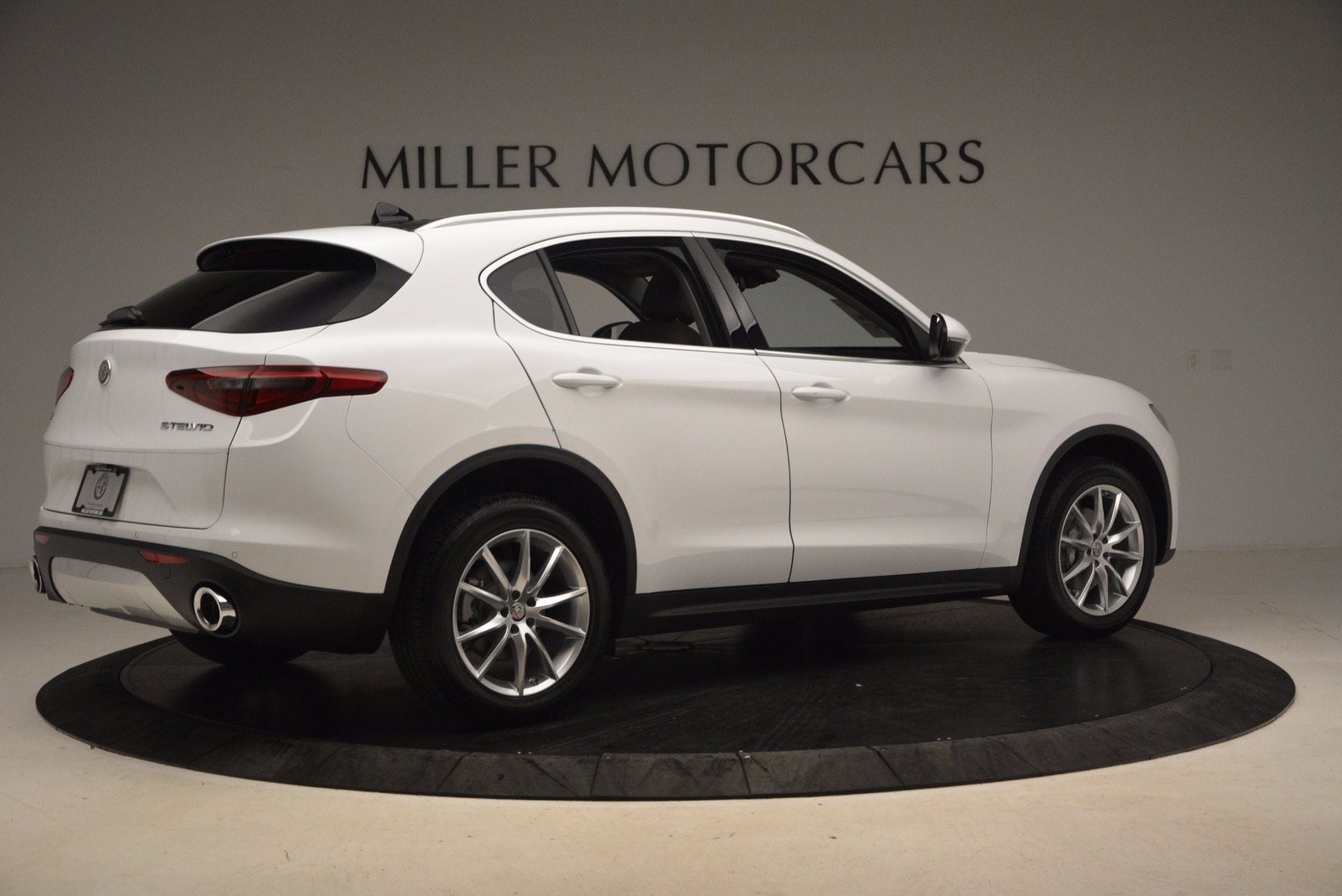 New 2018 Alfa Romeo Stelvio Ti Q4 For Sale In Greenwich, CT 1607_p8