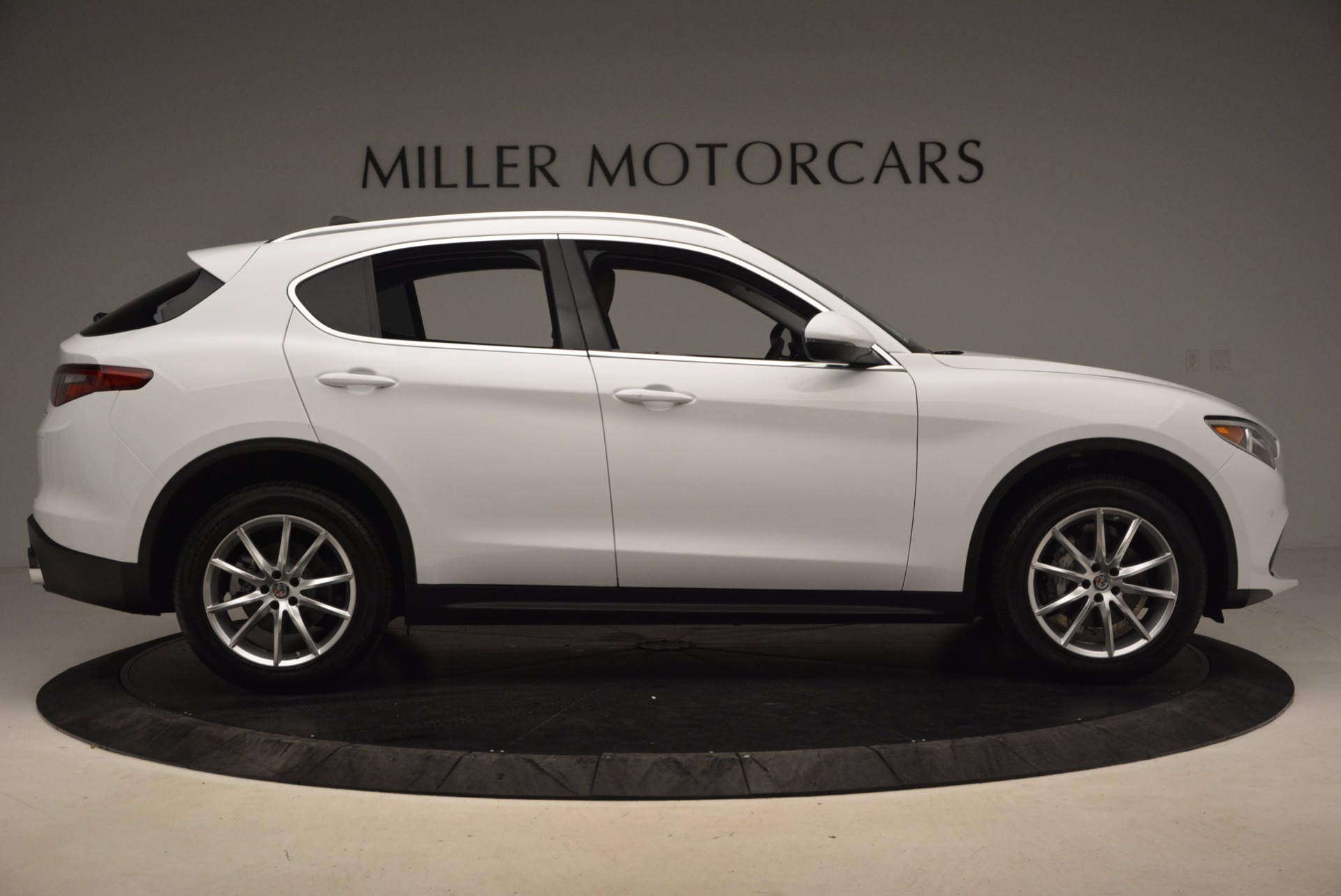 New 2018 Alfa Romeo Stelvio Ti Q4 For Sale In Greenwich, CT 1607_p9