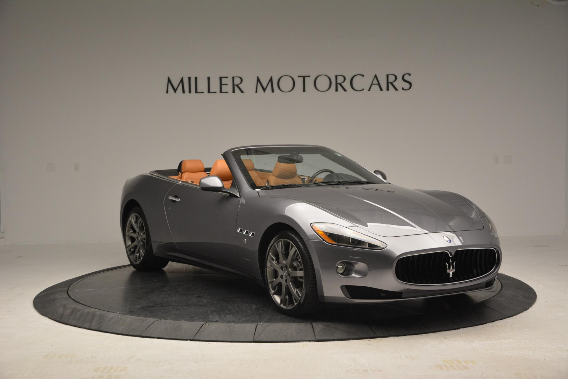 Used 2012 Maserati GranTurismo  For Sale In Greenwich, CT 161_p11