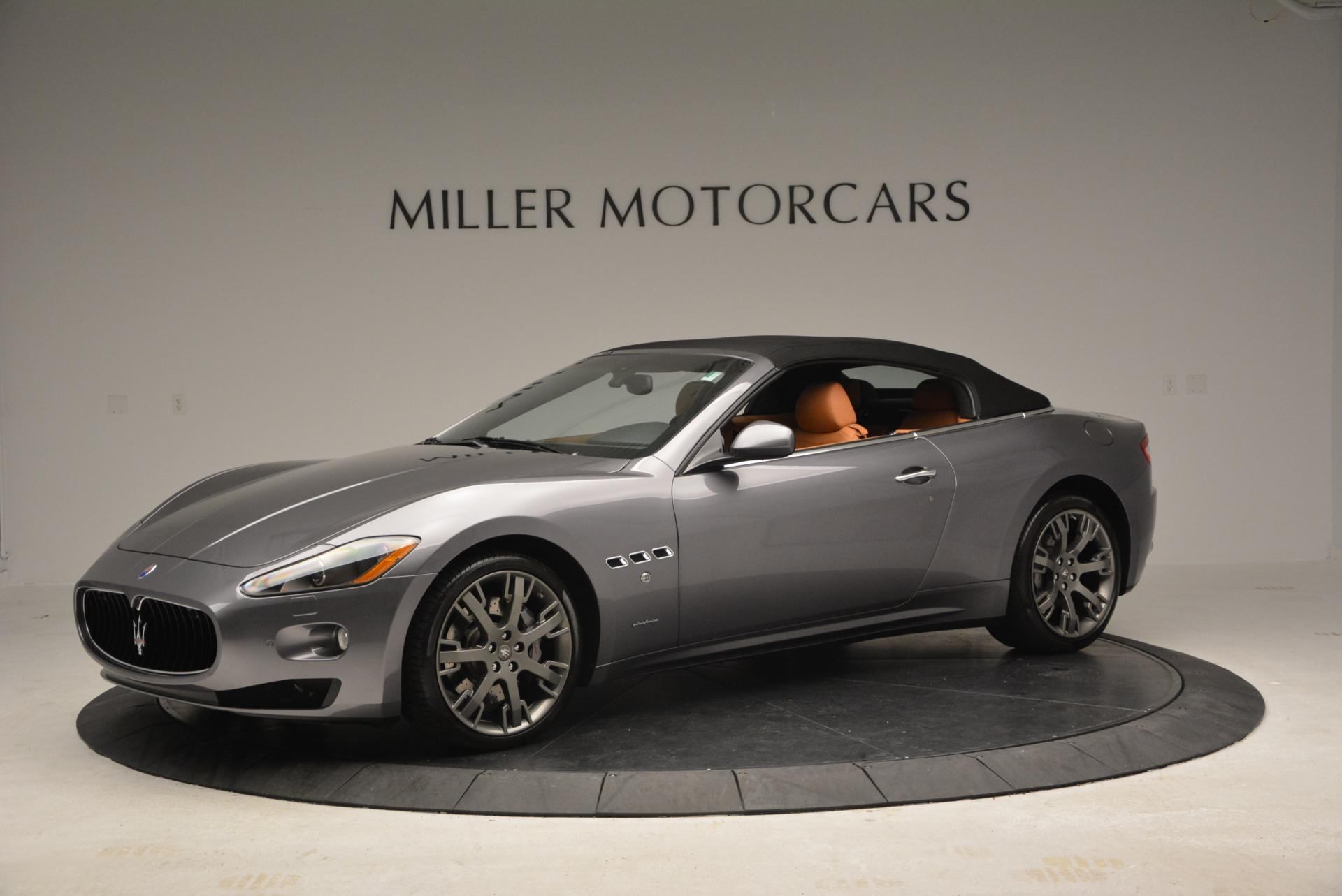 Used 2012 Maserati GranTurismo  For Sale In Greenwich, CT 161_p14