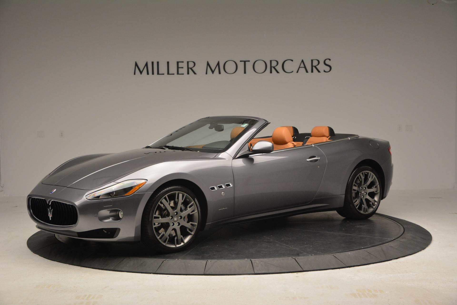Used 2012 Maserati GranTurismo  For Sale In Greenwich, CT 161_p2