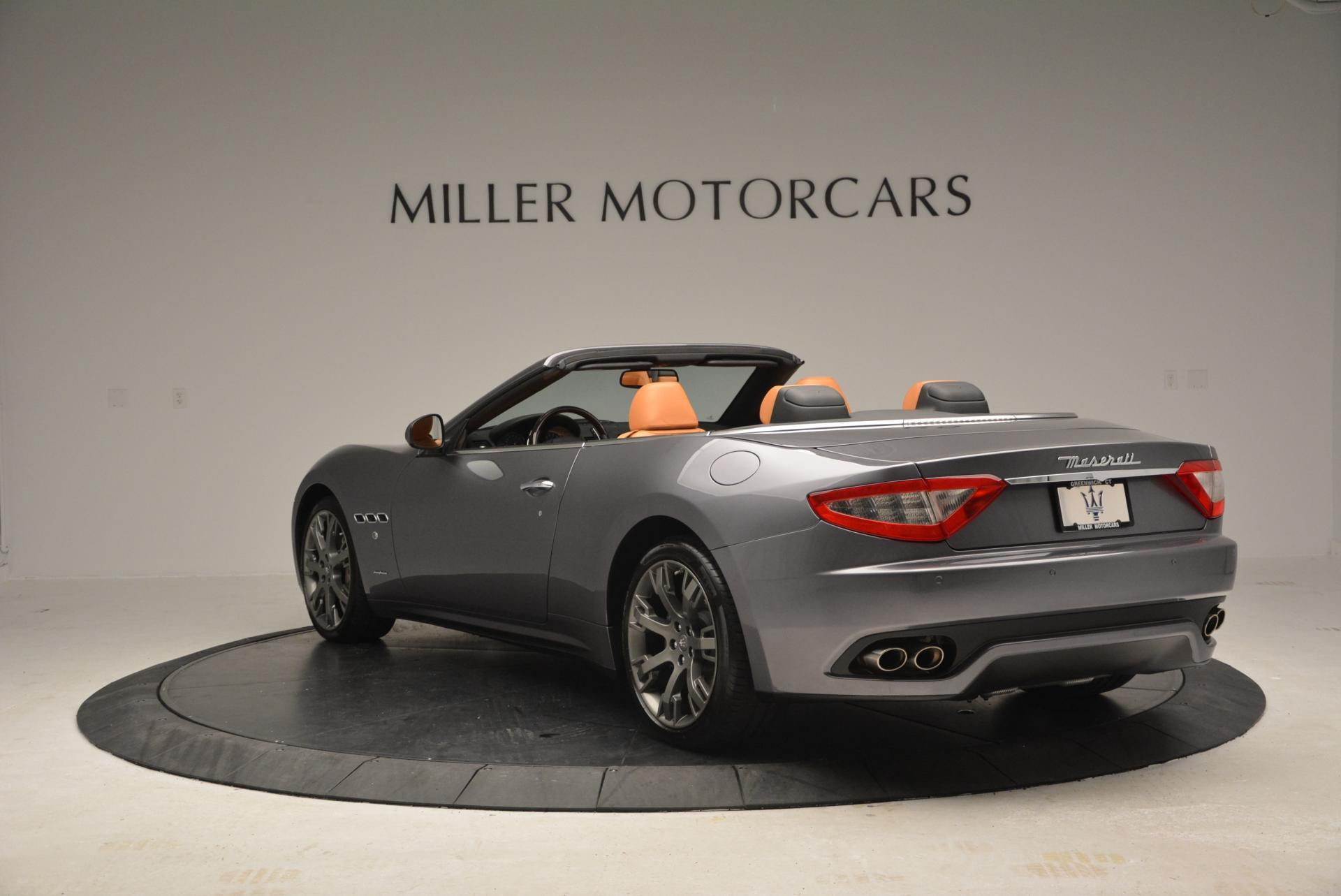 Used 2012 Maserati GranTurismo  For Sale In Greenwich, CT 161_p5
