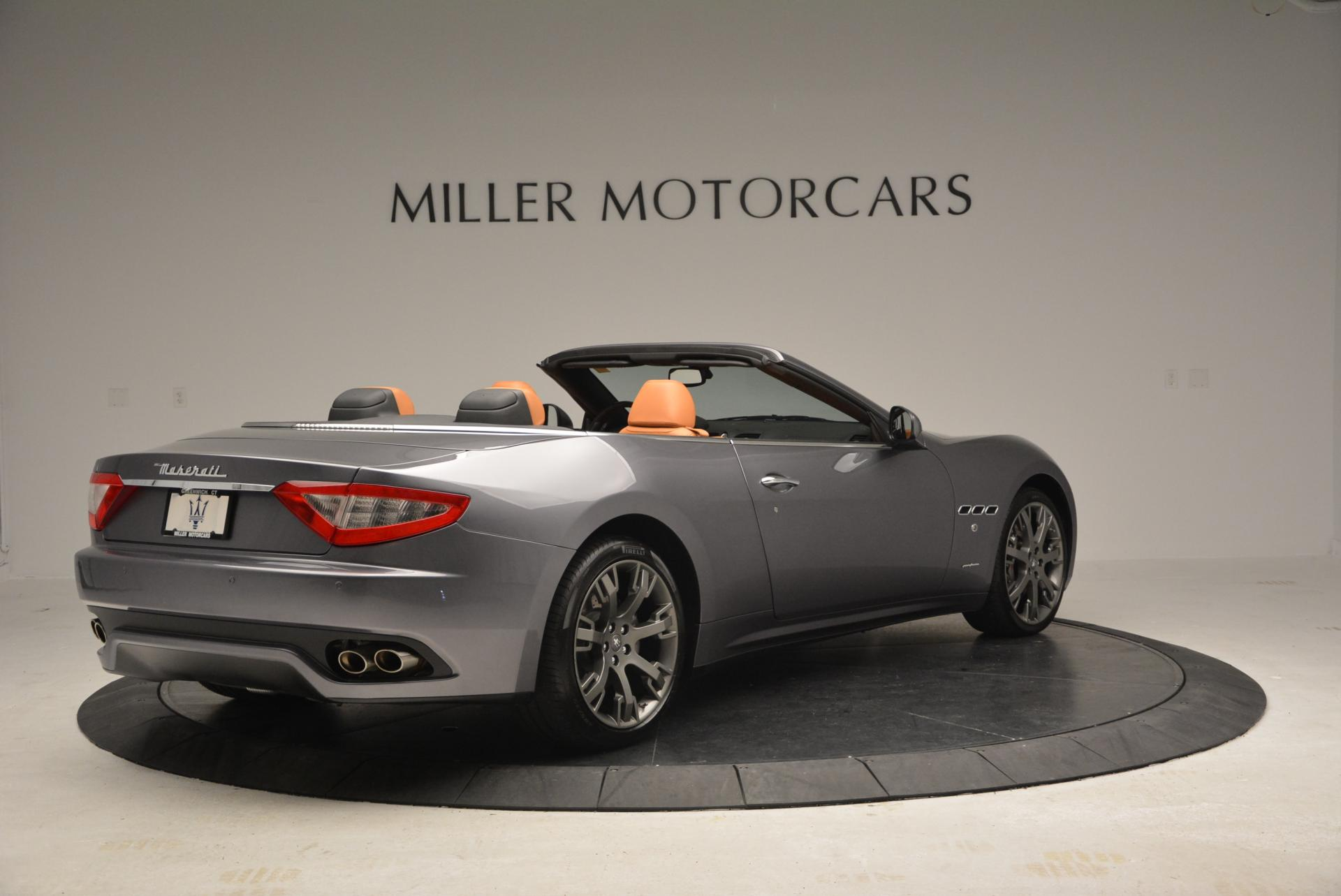 Used 2012 Maserati GranTurismo  For Sale In Greenwich, CT 161_p7