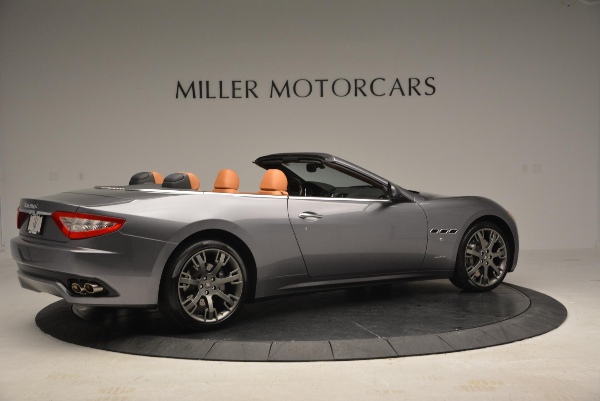 Used 2012 Maserati GranTurismo  For Sale In Greenwich, CT 161_p8