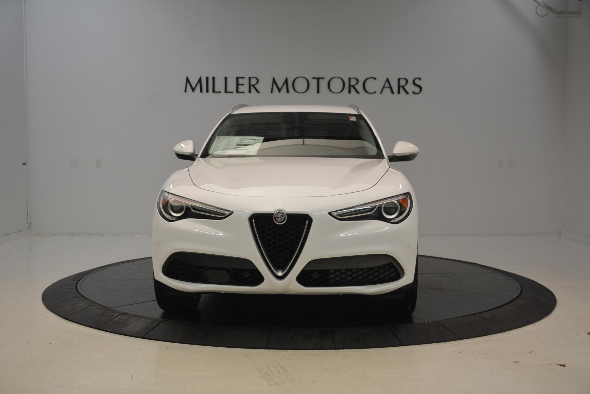 New 2018 Alfa Romeo Stelvio Q4 For Sale In Greenwich, CT 1610_p12