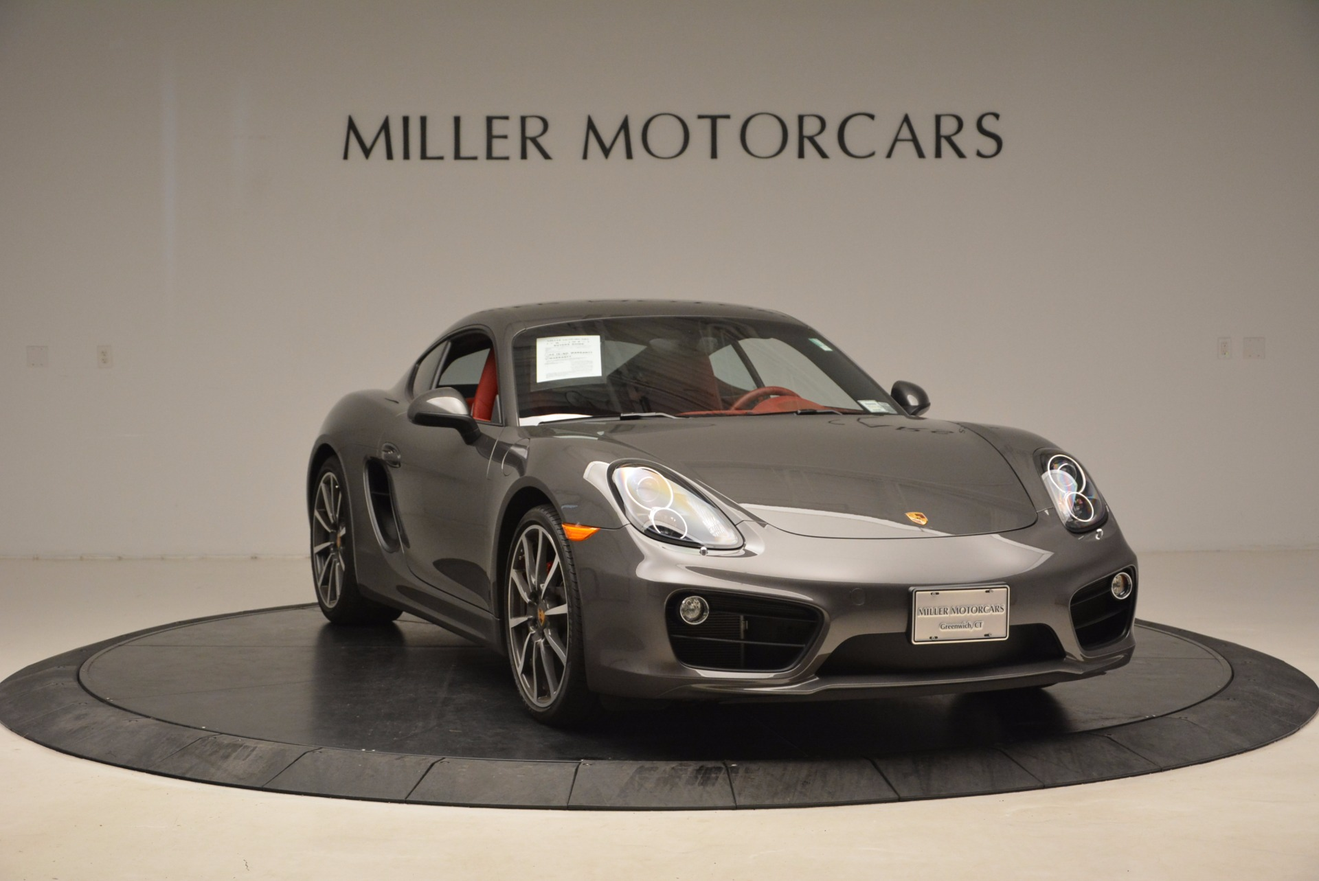 Used 2014 Porsche Cayman S S For Sale In Greenwich, CT 1612_p11
