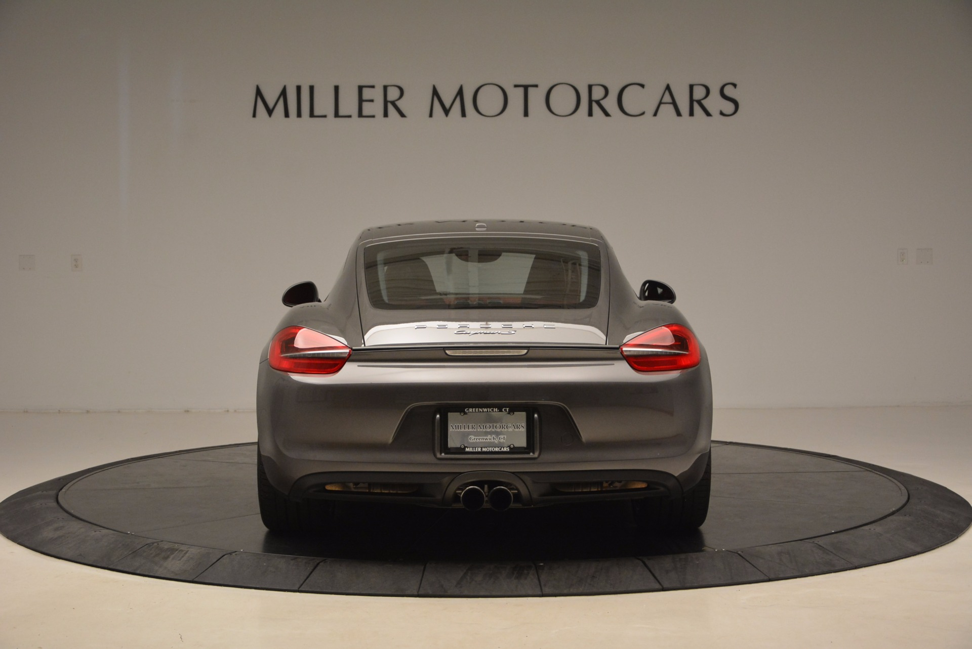 Used 2014 Porsche Cayman S S For Sale In Greenwich, CT 1612_p6