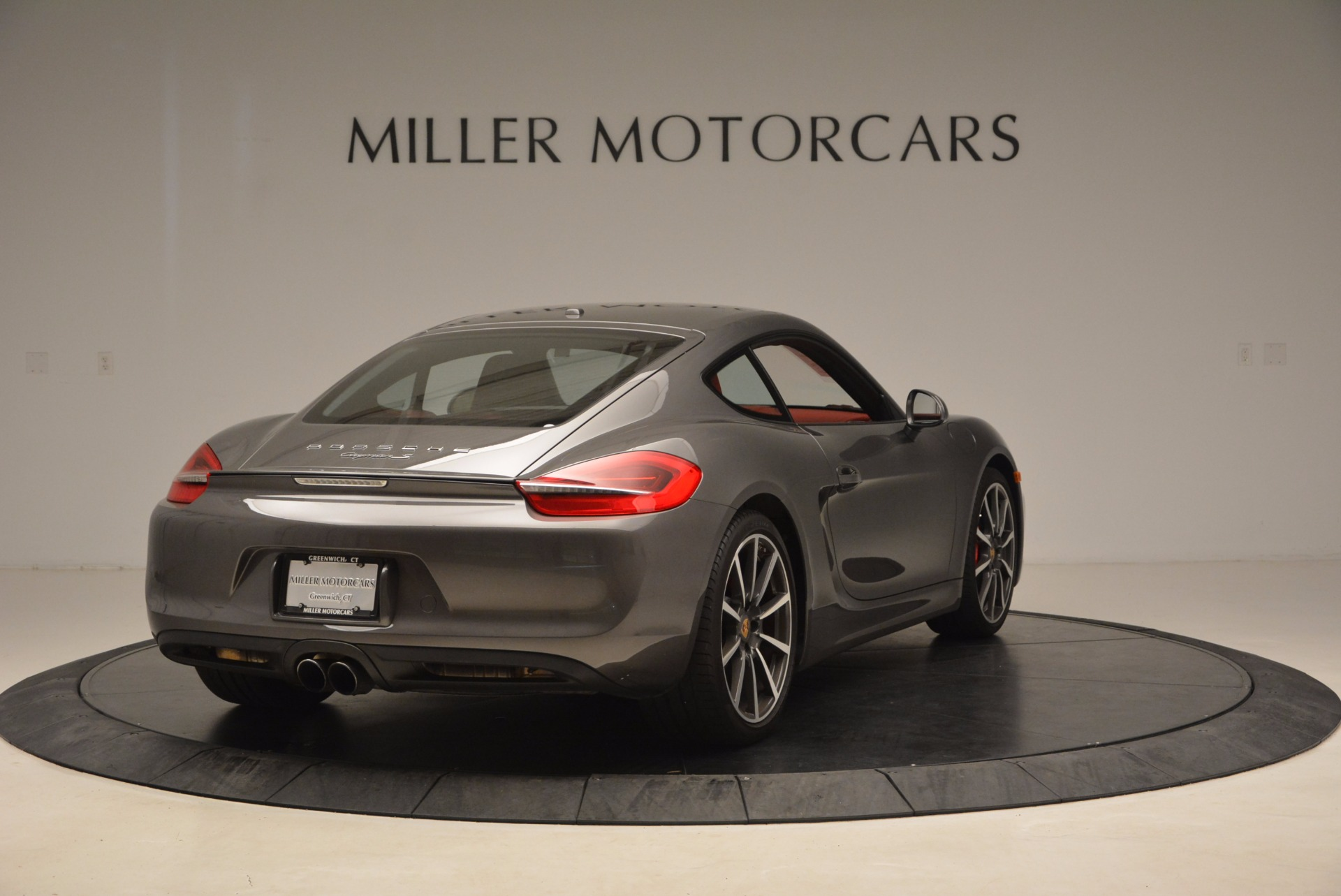 Used 2014 Porsche Cayman S S For Sale In Greenwich, CT 1612_p7