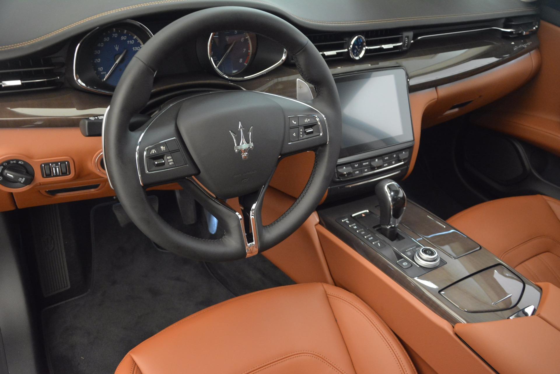 New 2018 Maserati Quattroporte S Q4 GranLusso For Sale In Greenwich, CT 1614_p13