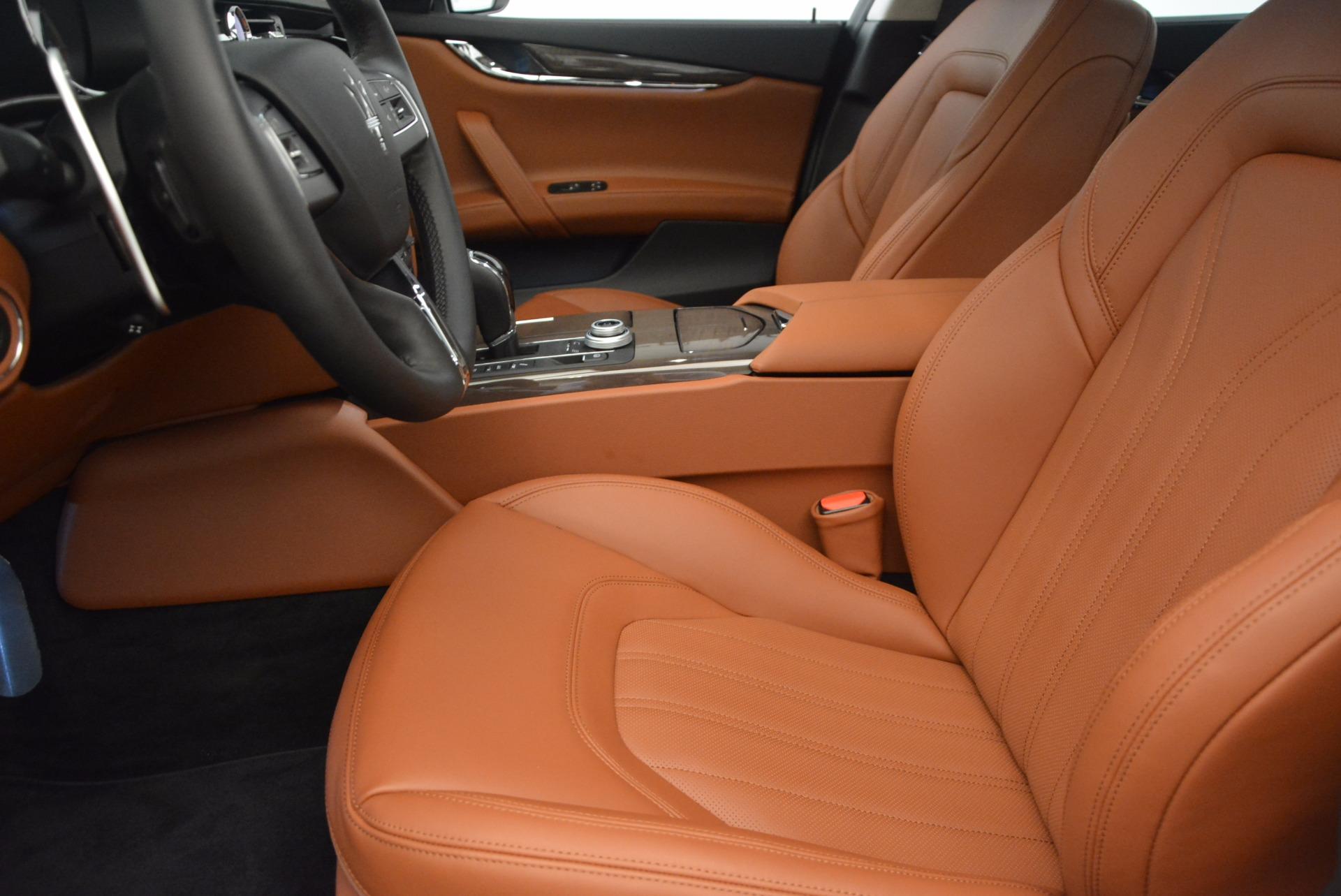 New 2018 Maserati Quattroporte S Q4 GranLusso For Sale In Greenwich, CT 1614_p14