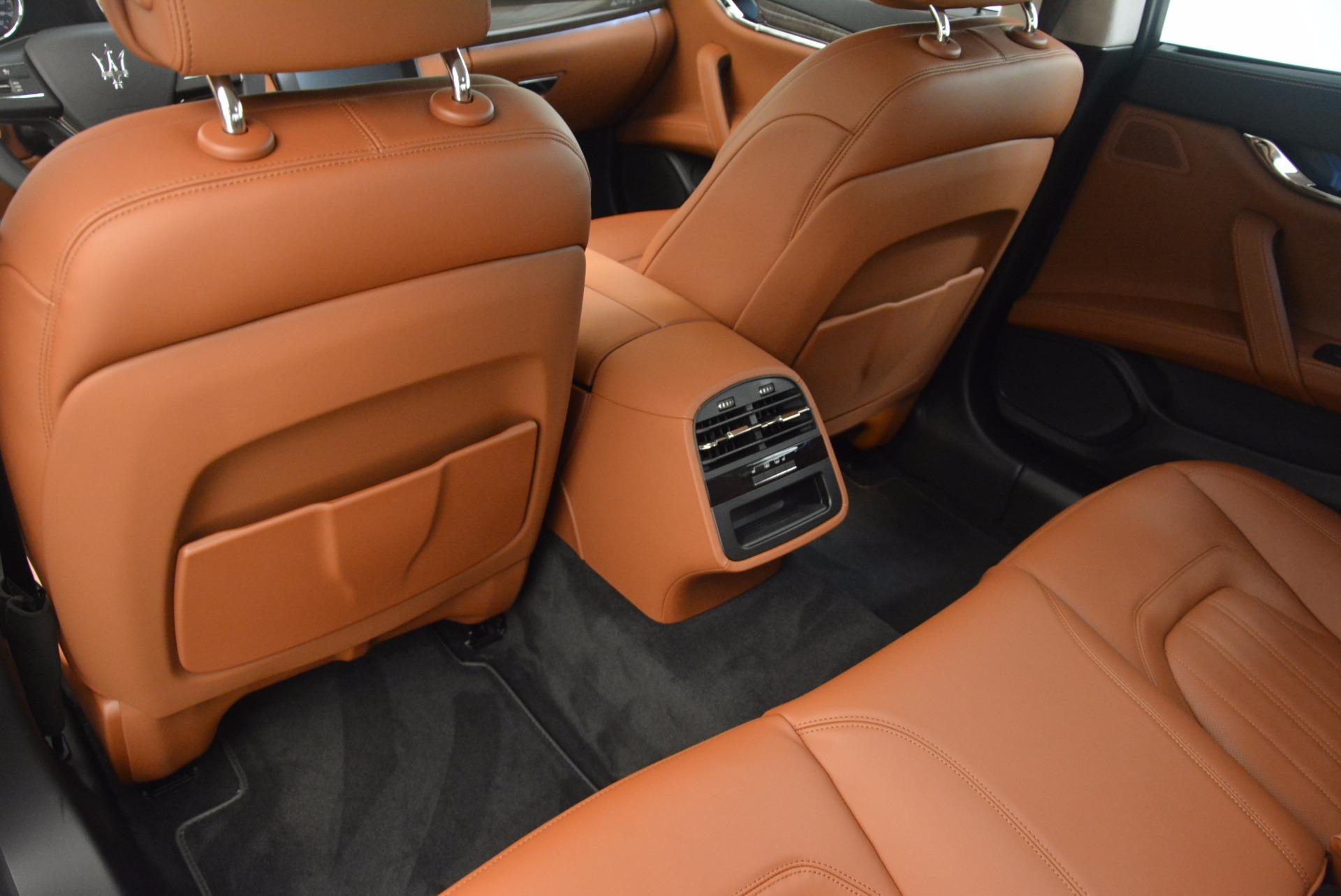 New 2018 Maserati Quattroporte S Q4 GranLusso For Sale In Greenwich, CT 1614_p16