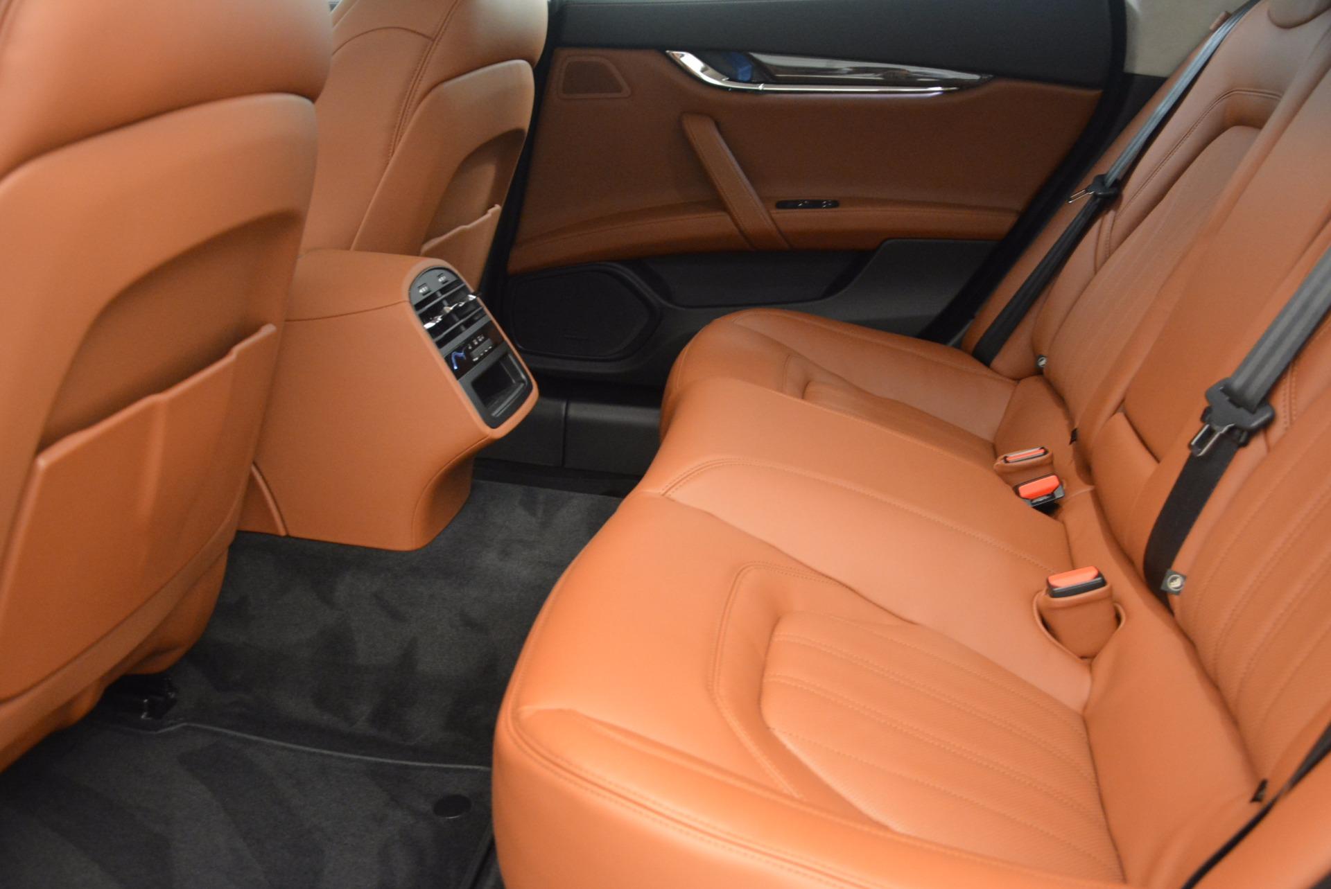 New 2018 Maserati Quattroporte S Q4 GranLusso For Sale In Greenwich, CT 1614_p17