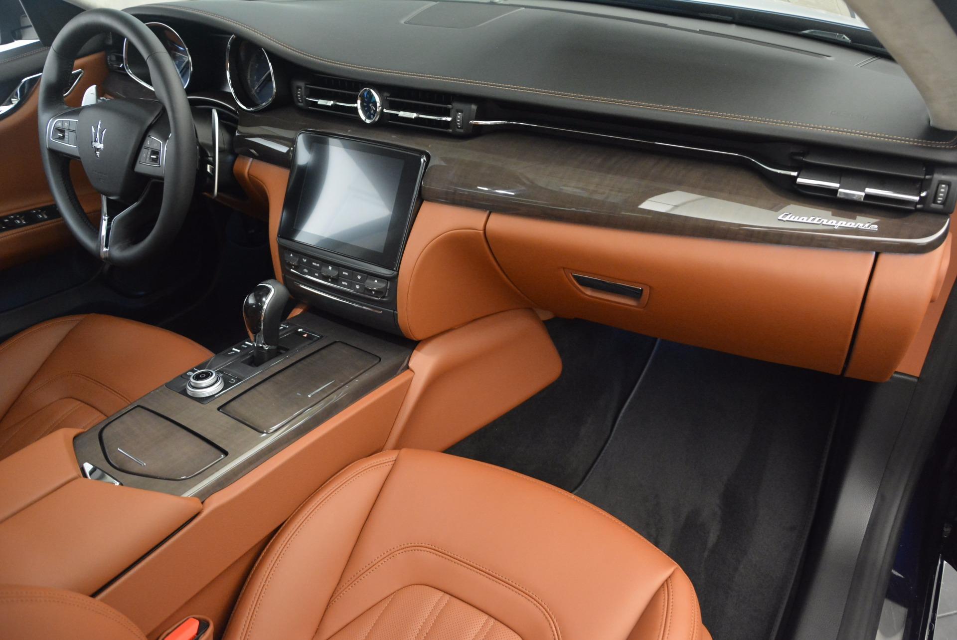 New 2018 Maserati Quattroporte S Q4 GranLusso For Sale In Greenwich, CT 1614_p19
