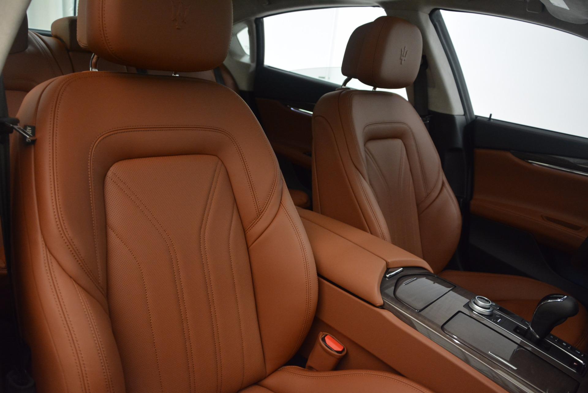 New 2018 Maserati Quattroporte S Q4 GranLusso For Sale In Greenwich, CT 1614_p21