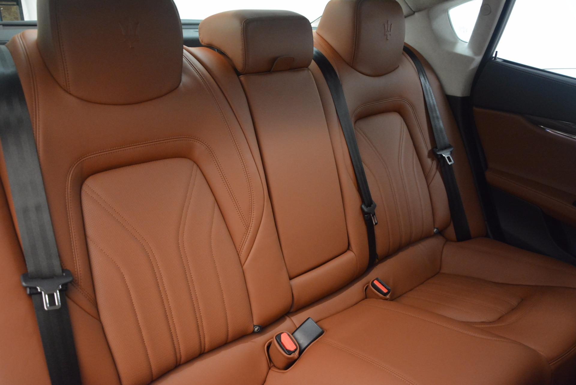New 2018 Maserati Quattroporte S Q4 GranLusso For Sale In Greenwich, CT 1614_p24