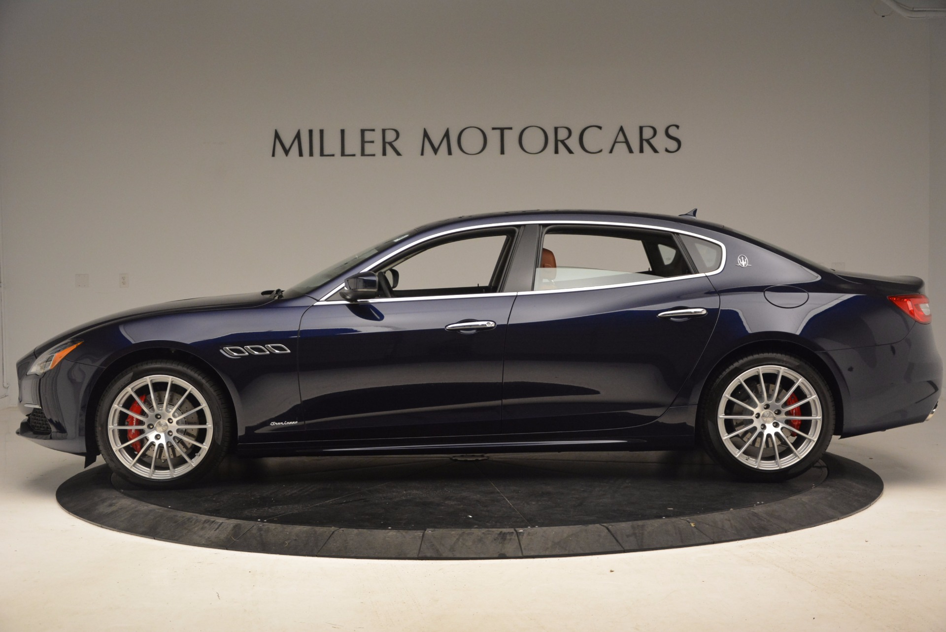 New 2018 Maserati Quattroporte S Q4 GranLusso For Sale In Greenwich, CT 1614_p3