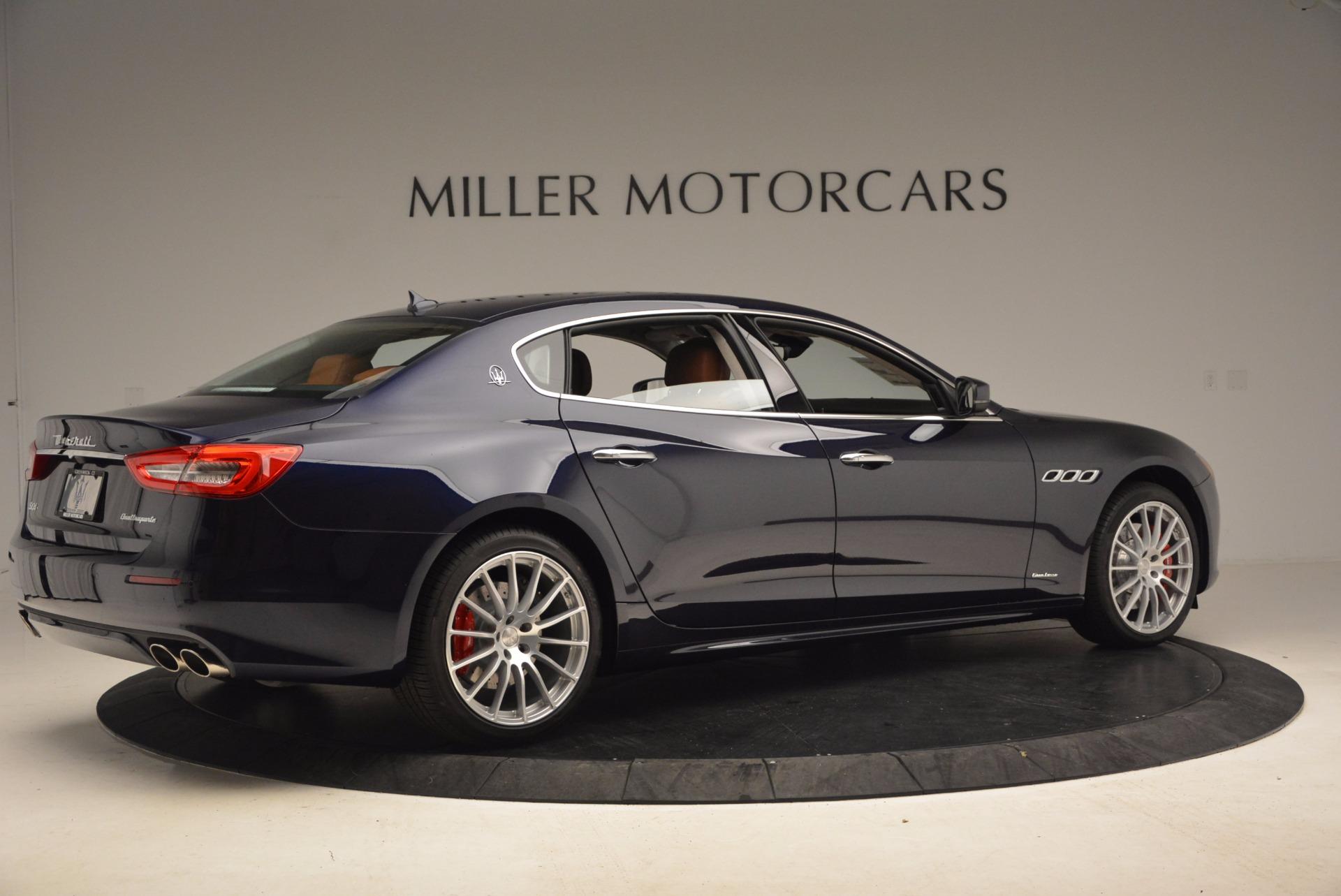 New 2018 Maserati Quattroporte S Q4 GranLusso For Sale In Greenwich, CT 1614_p8
