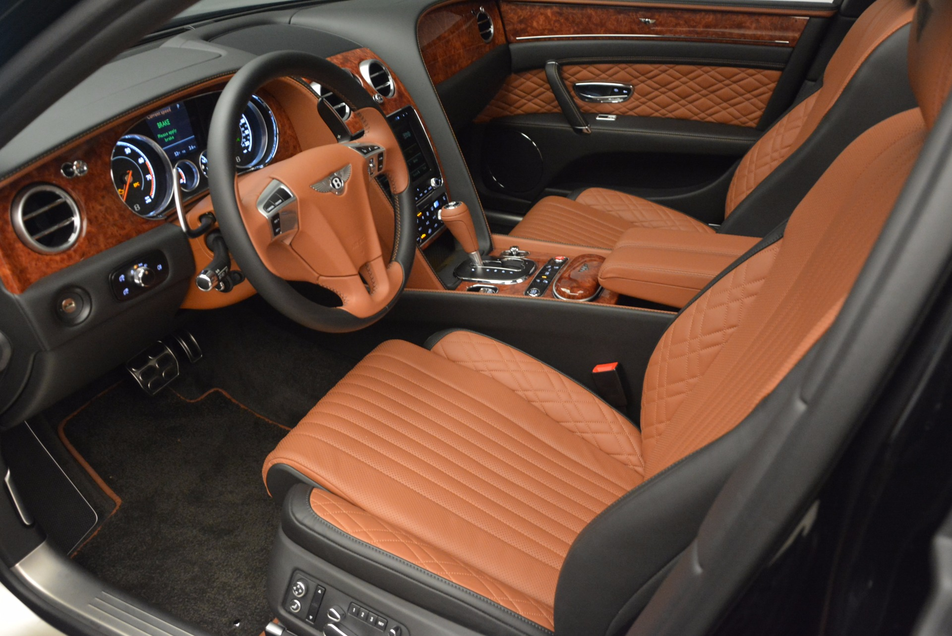 New 2017 Bentley Flying Spur W12 For Sale In Greenwich, CT 1616_p24