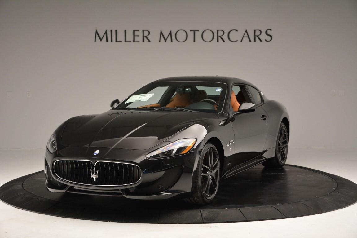 New 2016 Maserati GranTurismo Sport For Sale In Greenwich, CT 162_main