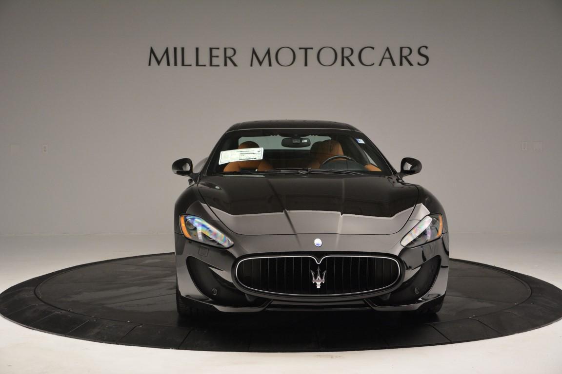 New 2016 Maserati GranTurismo Sport For Sale In Greenwich, CT 162_p12