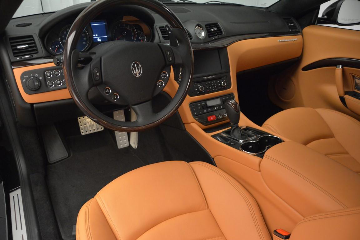 New 2016 Maserati GranTurismo Sport For Sale In Greenwich, CT 162_p14