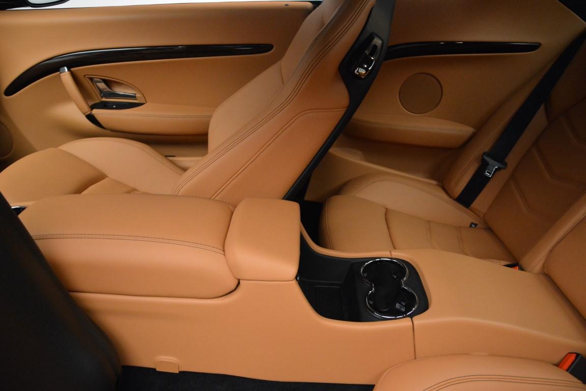 New 2016 Maserati GranTurismo Sport For Sale In Greenwich, CT 162_p18