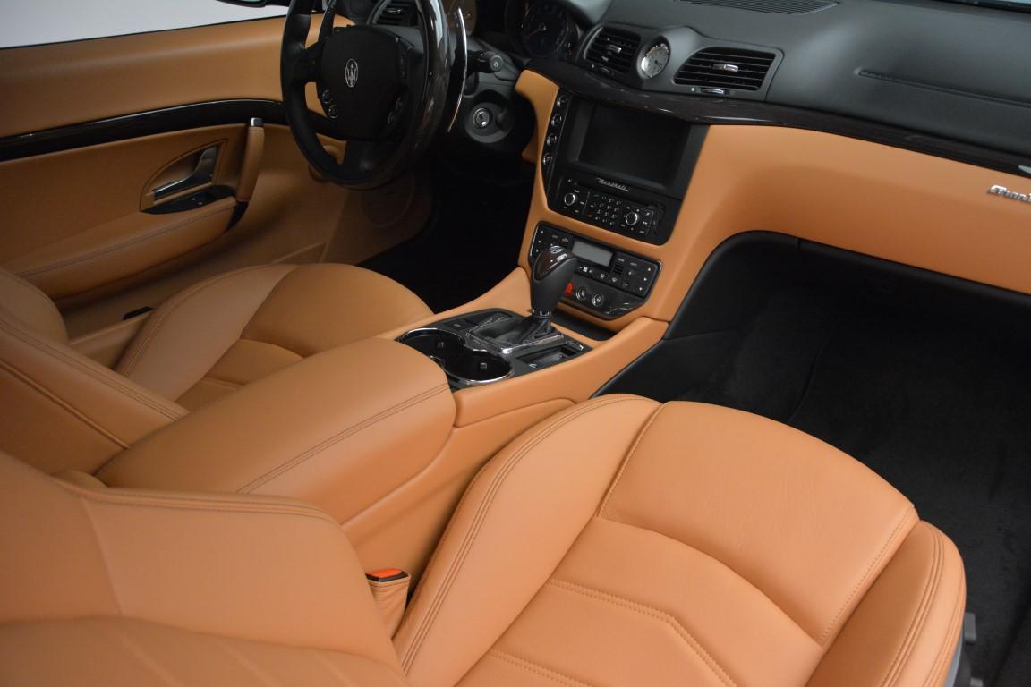 New 2016 Maserati GranTurismo Sport For Sale In Greenwich, CT 162_p21