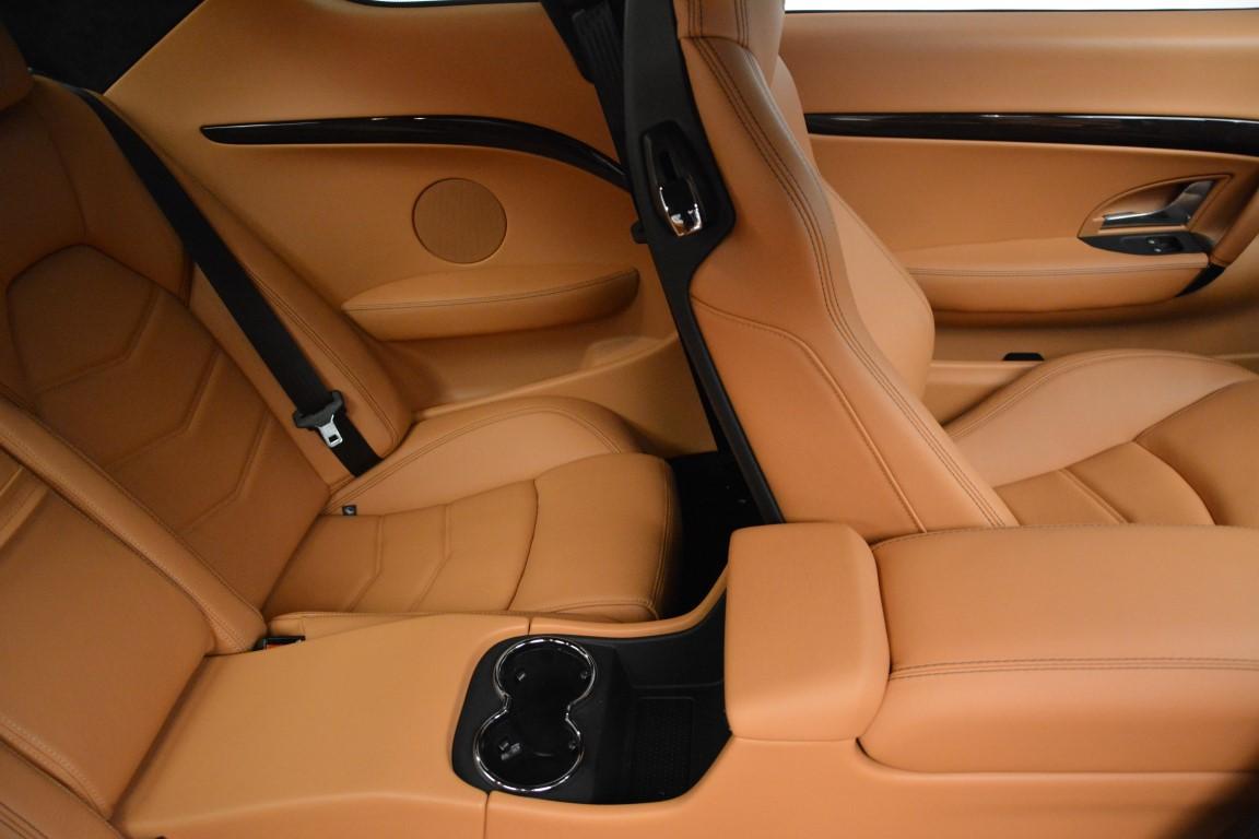 New 2016 Maserati GranTurismo Sport For Sale In Greenwich, CT 162_p25