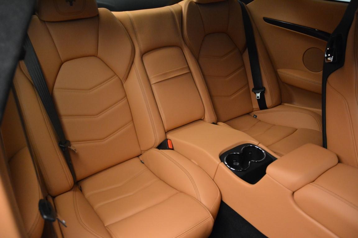 New 2016 Maserati GranTurismo Sport For Sale In Greenwich, CT 162_p26