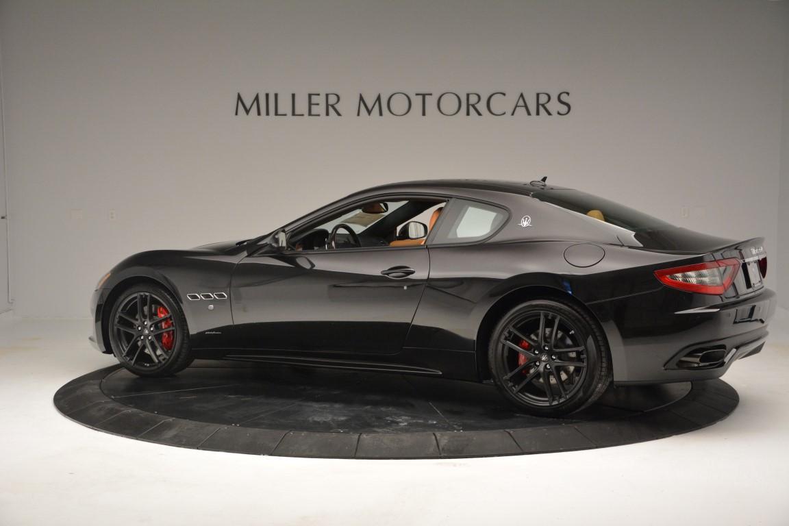 New 2016 Maserati GranTurismo Sport For Sale In Greenwich, CT 162_p4