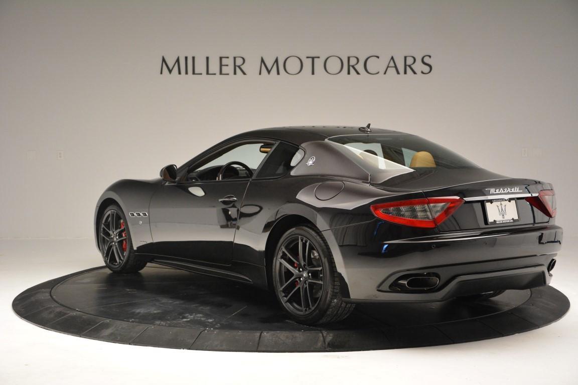 New 2016 Maserati GranTurismo Sport For Sale In Greenwich, CT 162_p5