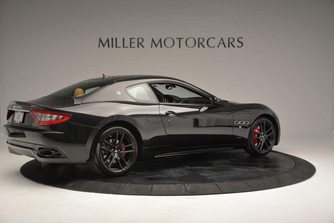 New 2016 Maserati GranTurismo Sport For Sale In Greenwich, CT 162_p8