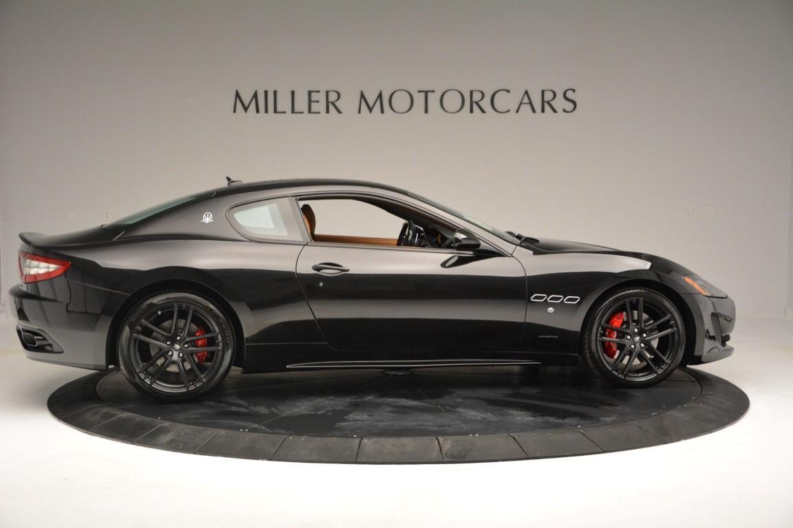 New 2016 Maserati GranTurismo Sport For Sale In Greenwich, CT 162_p9