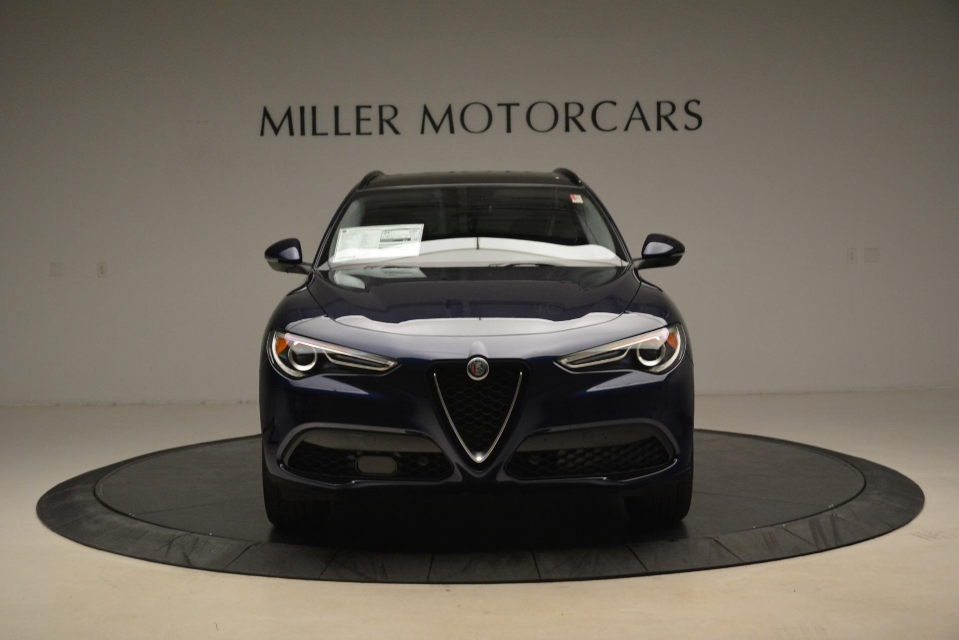 New 2018 Alfa Romeo Stelvio Sport Q4 For Sale In Greenwich, CT 1620_p12