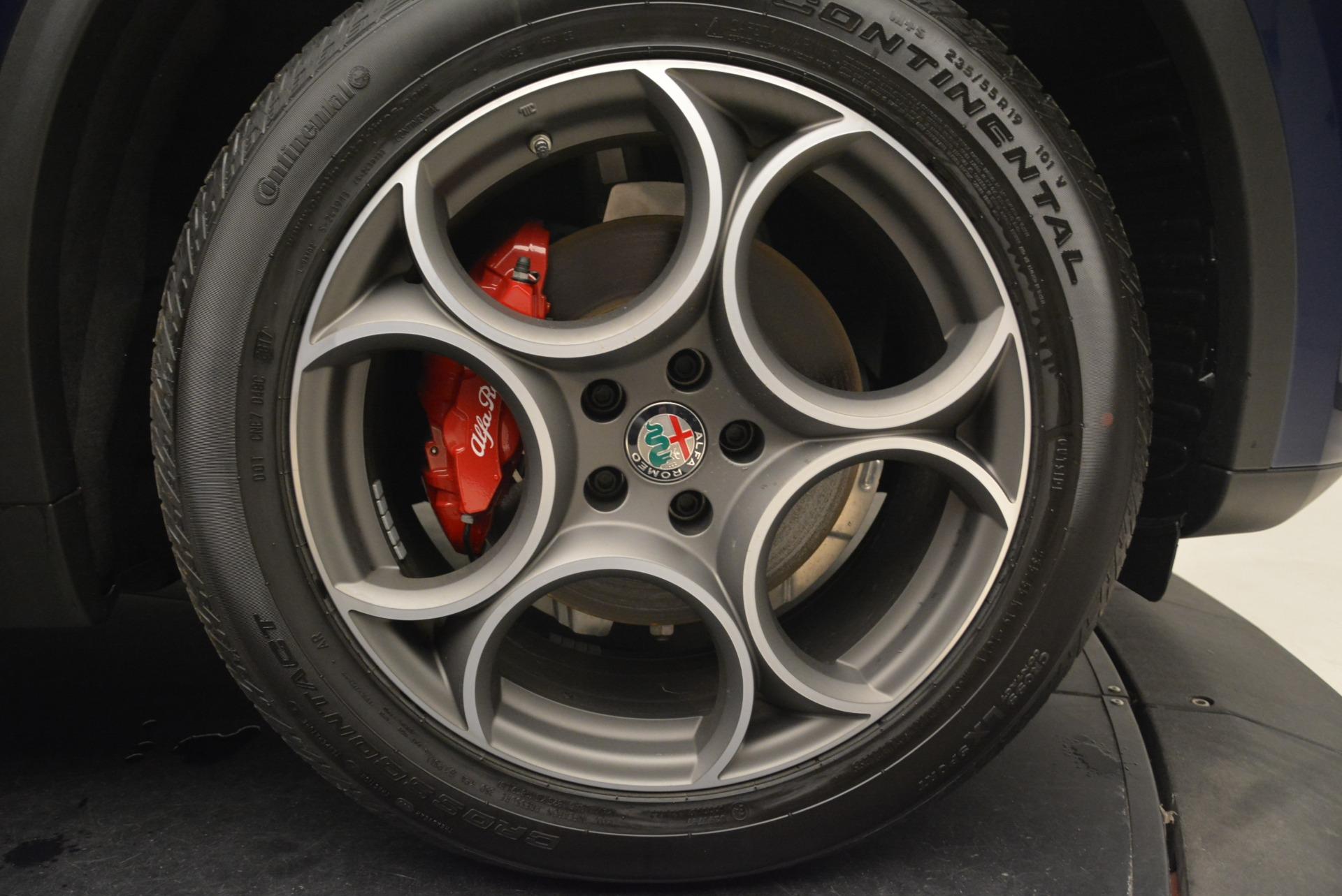 New 2018 Alfa Romeo Stelvio Sport Q4 For Sale In Greenwich, CT 1620_p25