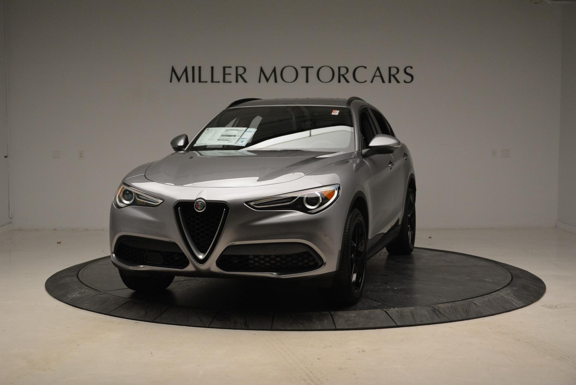 New 2018 Alfa Romeo Stelvio Ti Sport Q4 For Sale In Greenwich, CT 1621_main
