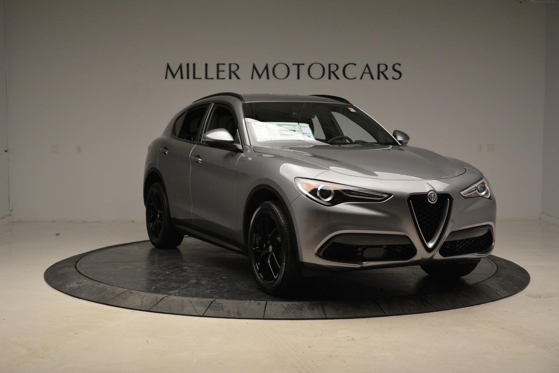 New 2018 Alfa Romeo Stelvio Ti Sport Q4 For Sale In Greenwich, CT 1621_p11