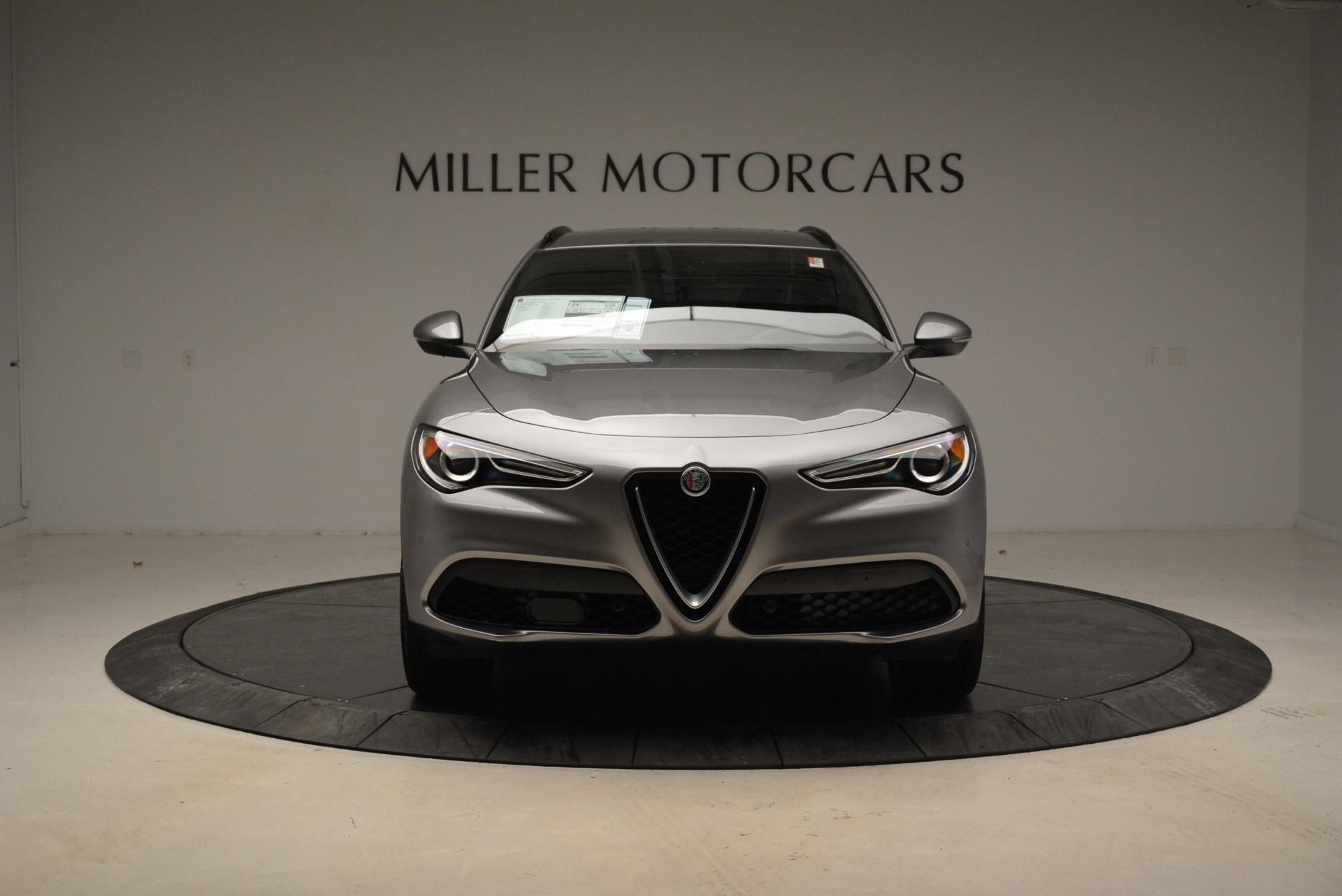 New 2018 Alfa Romeo Stelvio Ti Sport Q4 For Sale In Greenwich, CT 1621_p12