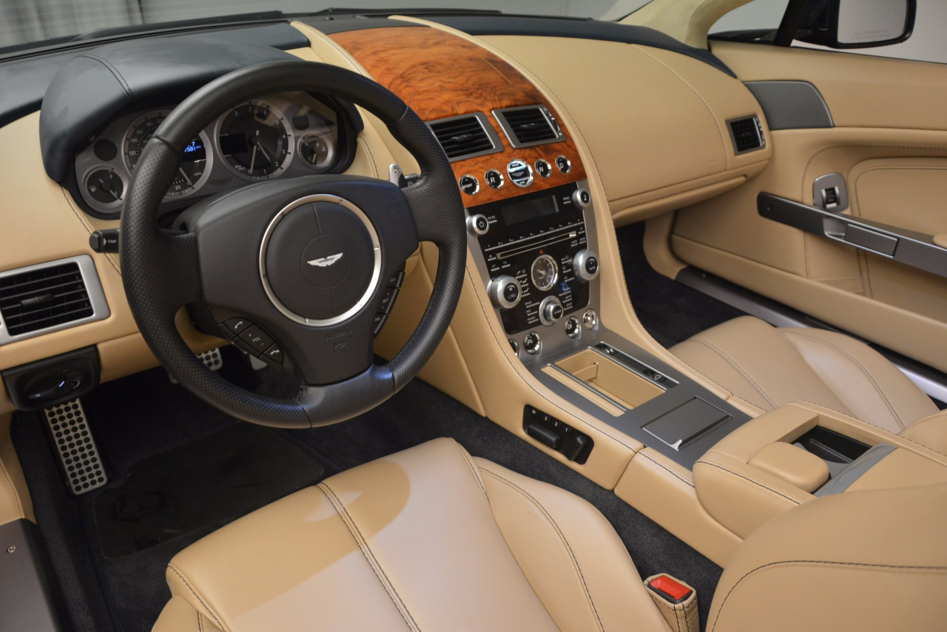 Used 2014 Aston Martin V8 Vantage Roadster For Sale In Greenwich, CT 1623_p21