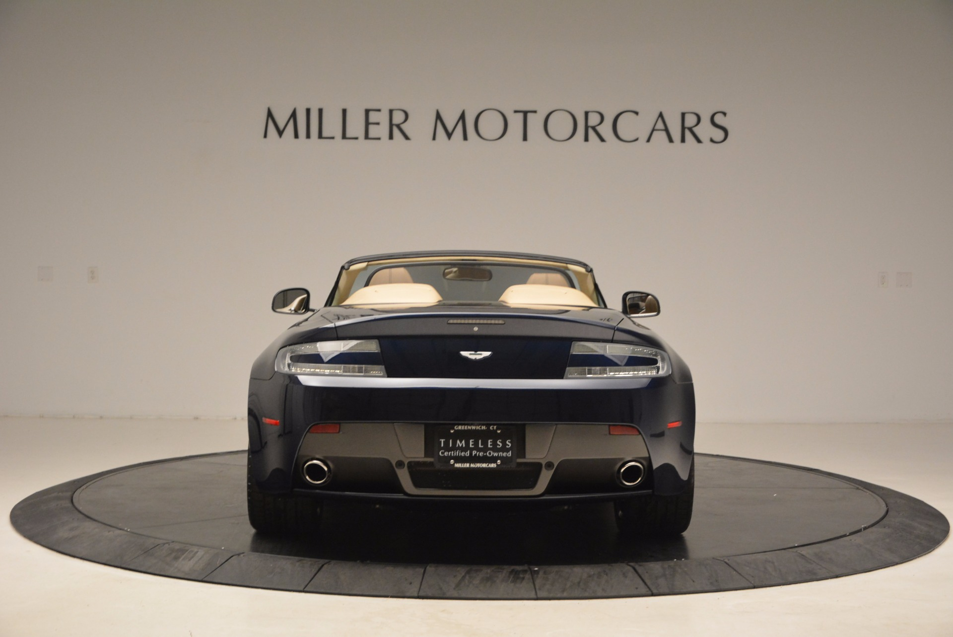 Used 2014 Aston Martin V8 Vantage Roadster For Sale In Greenwich, CT 1623_p6