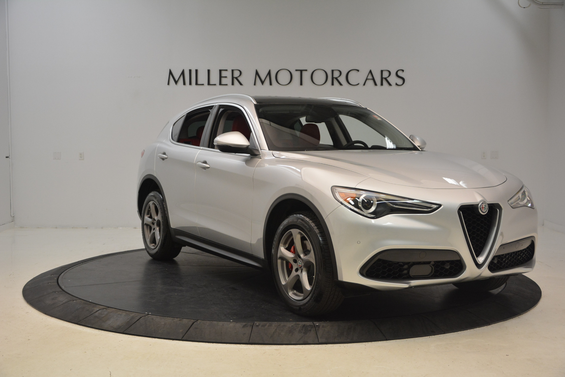 New 2018 Alfa Romeo Stelvio Q4 For Sale In Greenwich, CT 1624_p11