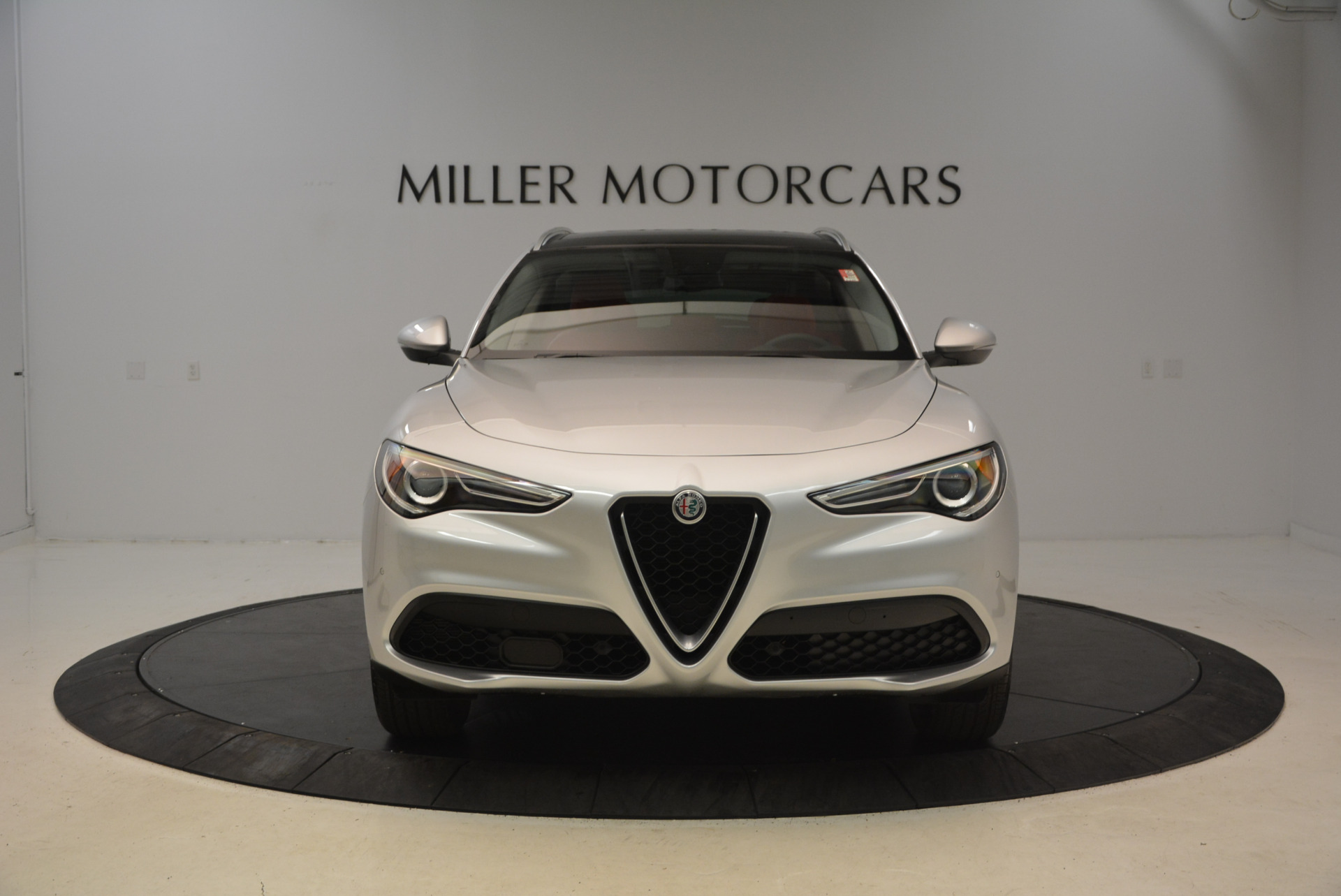 New 2018 Alfa Romeo Stelvio Q4 For Sale In Greenwich, CT 1624_p12