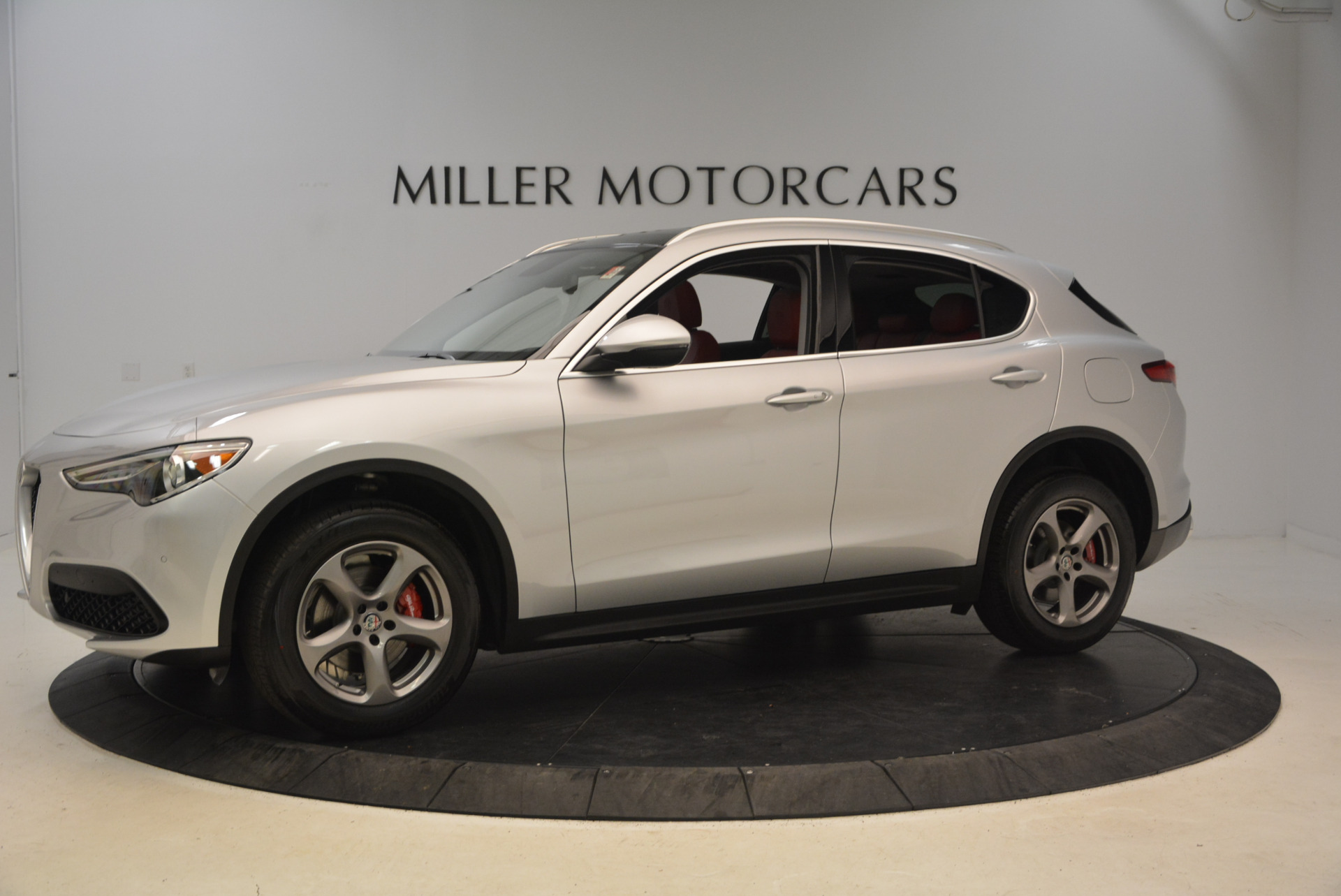 New 2018 Alfa Romeo Stelvio Q4 For Sale In Greenwich, CT 1624_p2