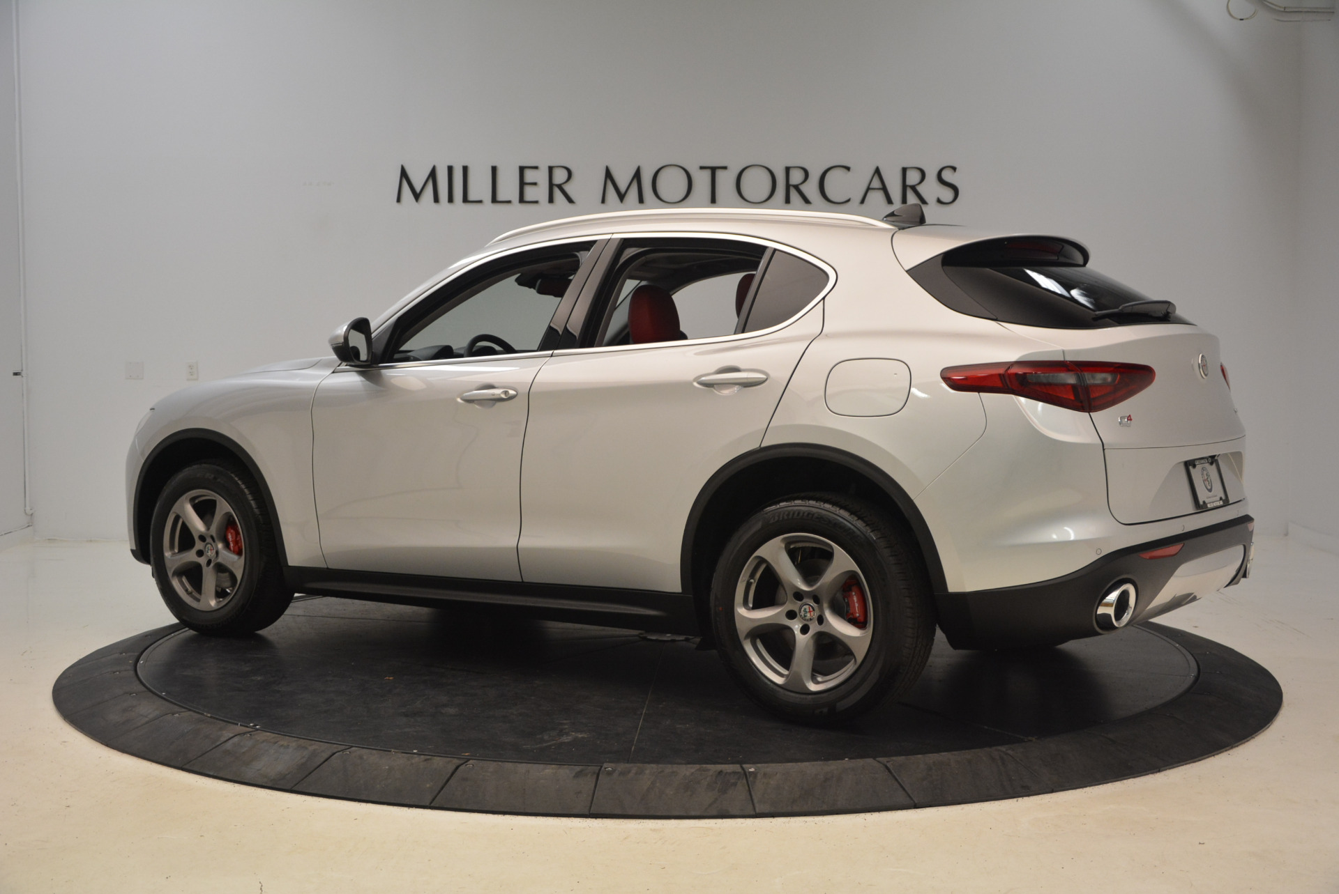 New 2018 Alfa Romeo Stelvio Q4 For Sale In Greenwich, CT 1624_p4