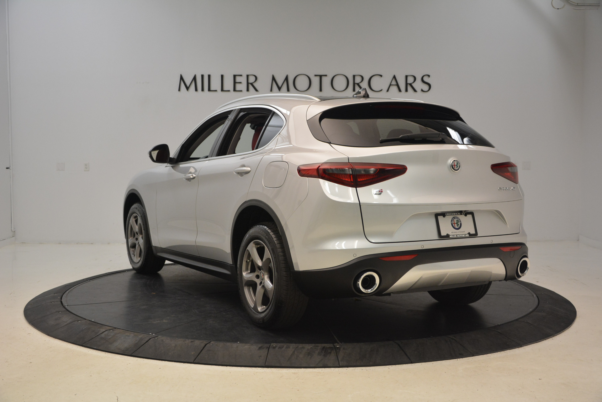 New 2018 Alfa Romeo Stelvio Q4 For Sale In Greenwich, CT 1624_p5