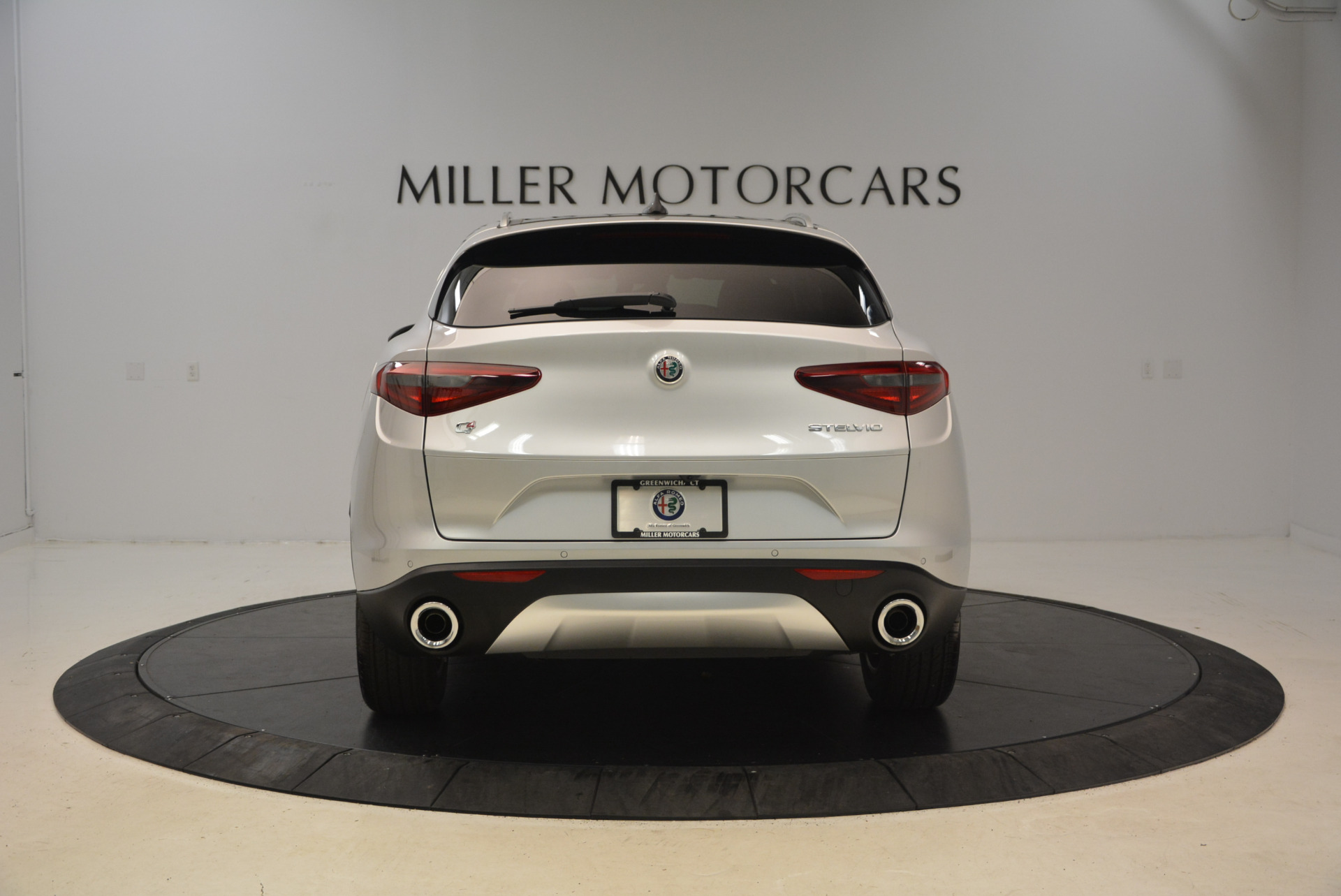 New 2018 Alfa Romeo Stelvio Q4 For Sale In Greenwich, CT 1624_p6