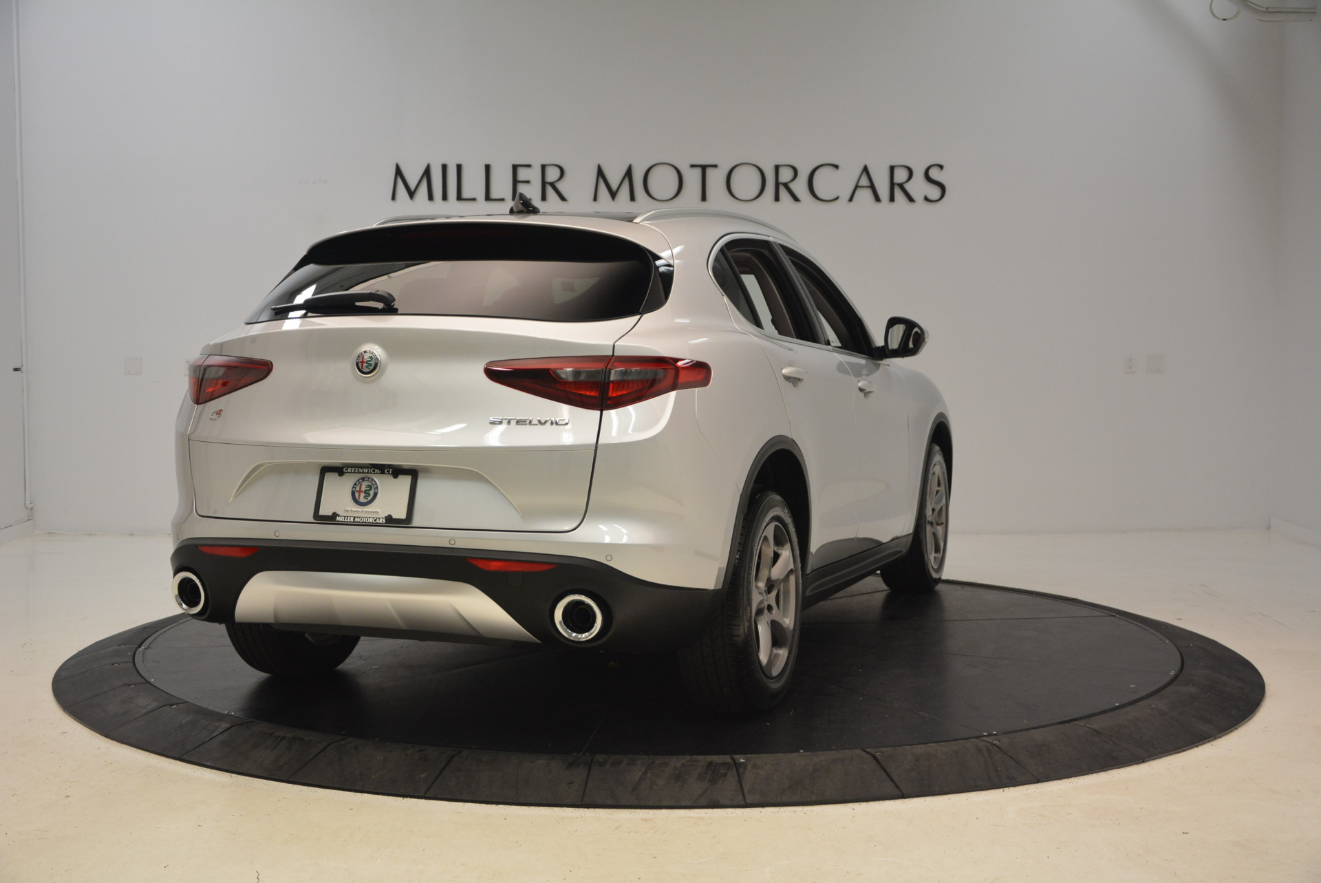 New 2018 Alfa Romeo Stelvio Q4 For Sale In Greenwich, CT 1624_p7