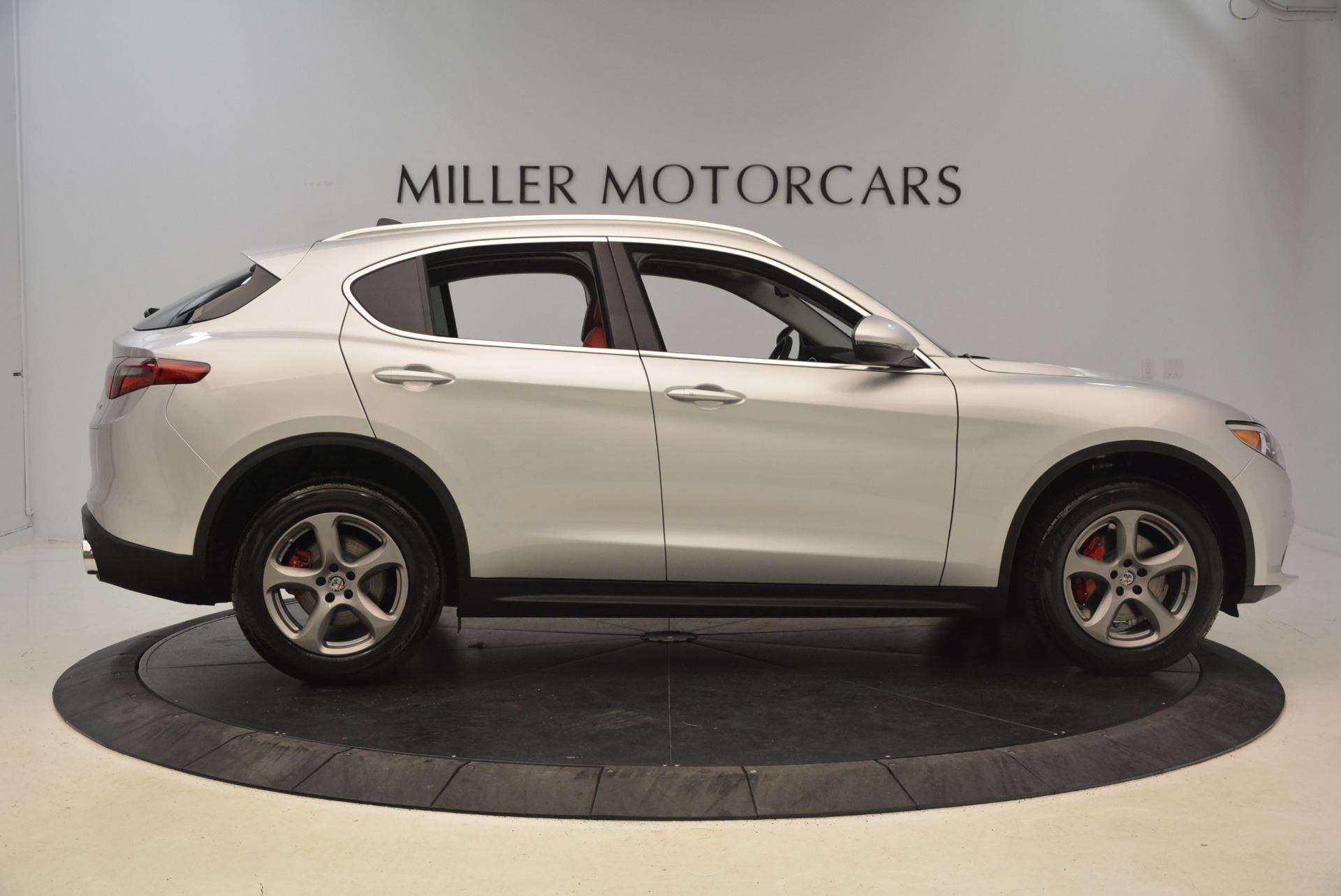 New 2018 Alfa Romeo Stelvio Q4 For Sale In Greenwich, CT 1624_p9