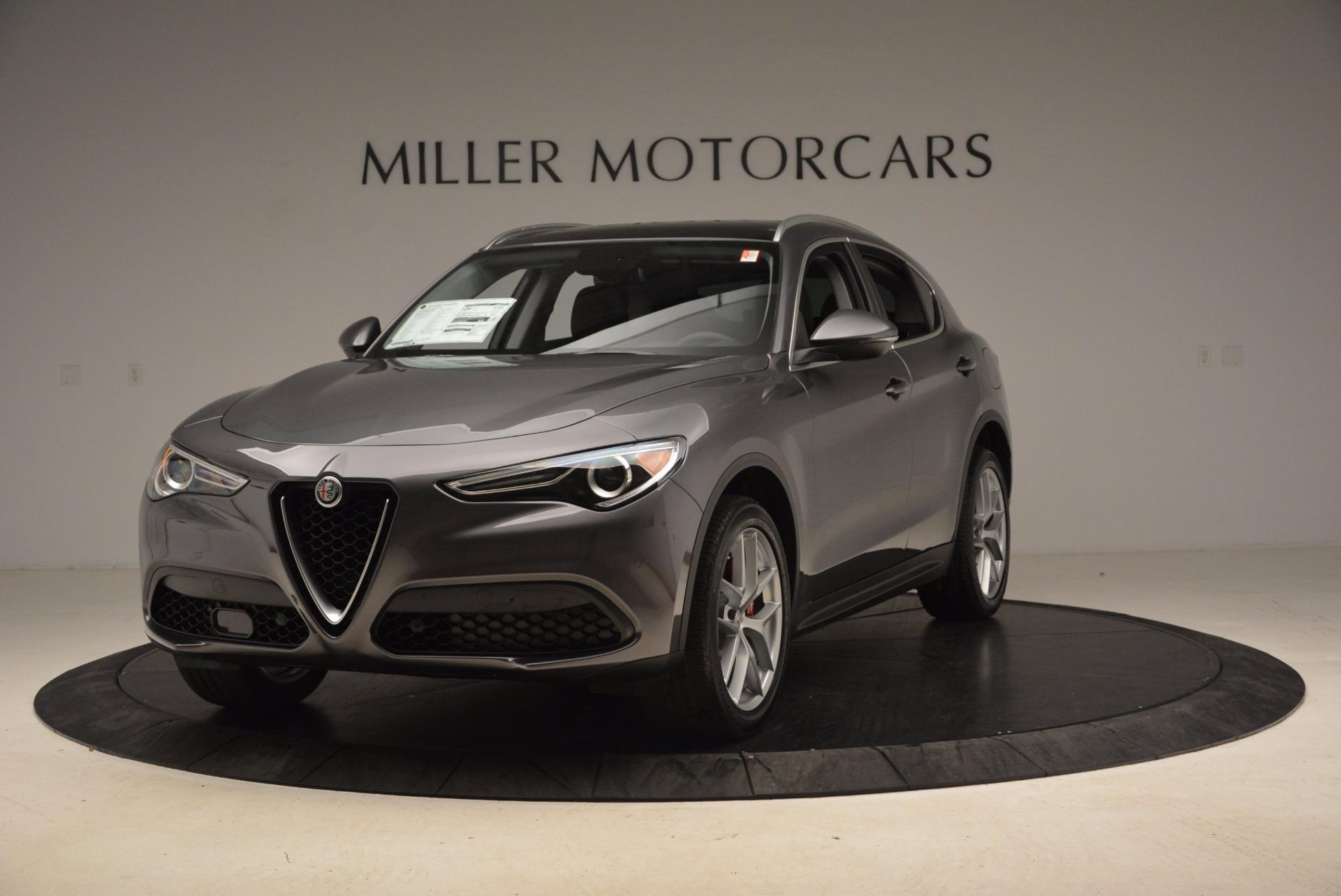 New 2018 Alfa Romeo Stelvio Q4 For Sale In Greenwich, CT 1625_main